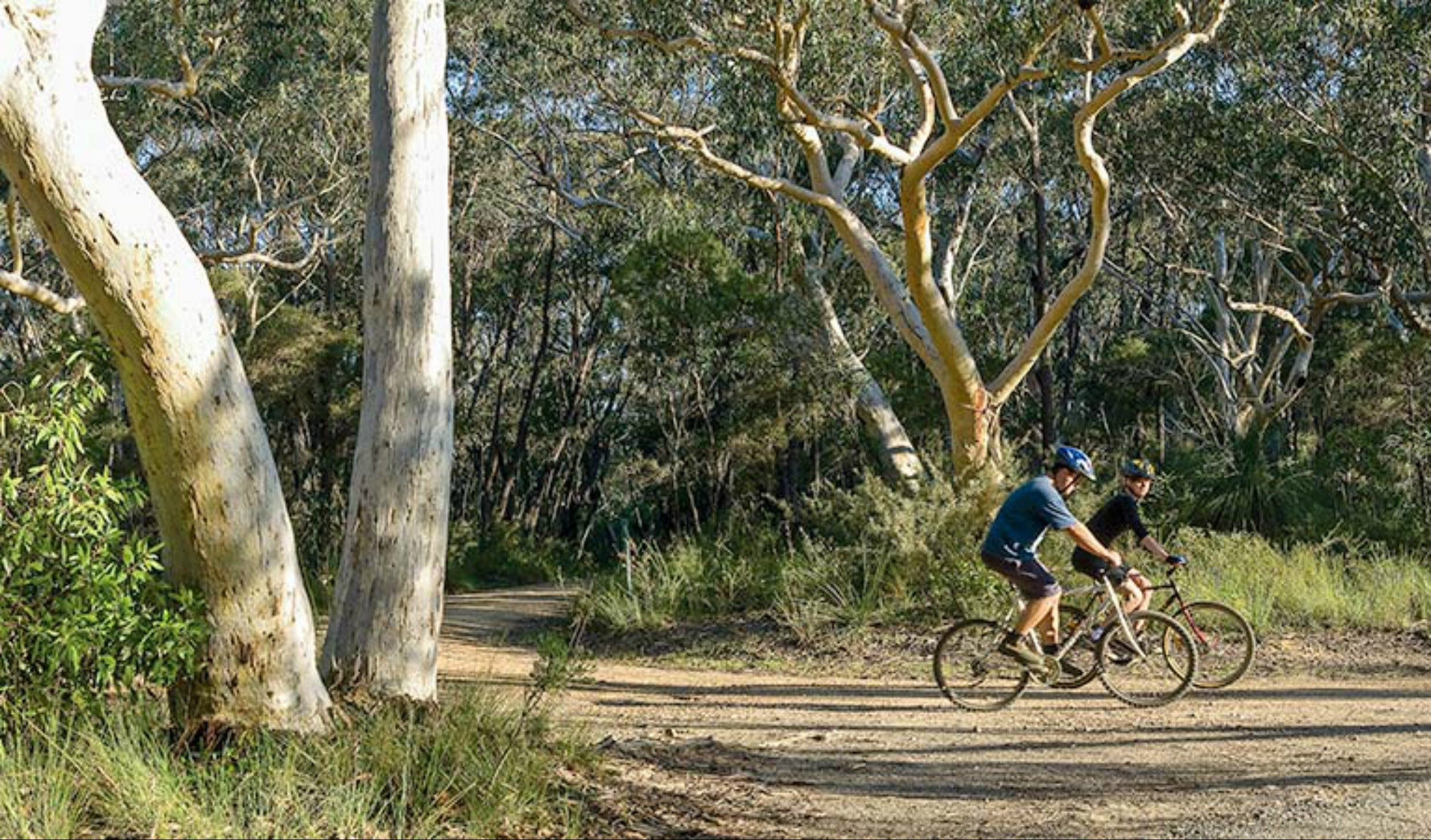 Bundanoon cycling route - Attractions Melbourne
