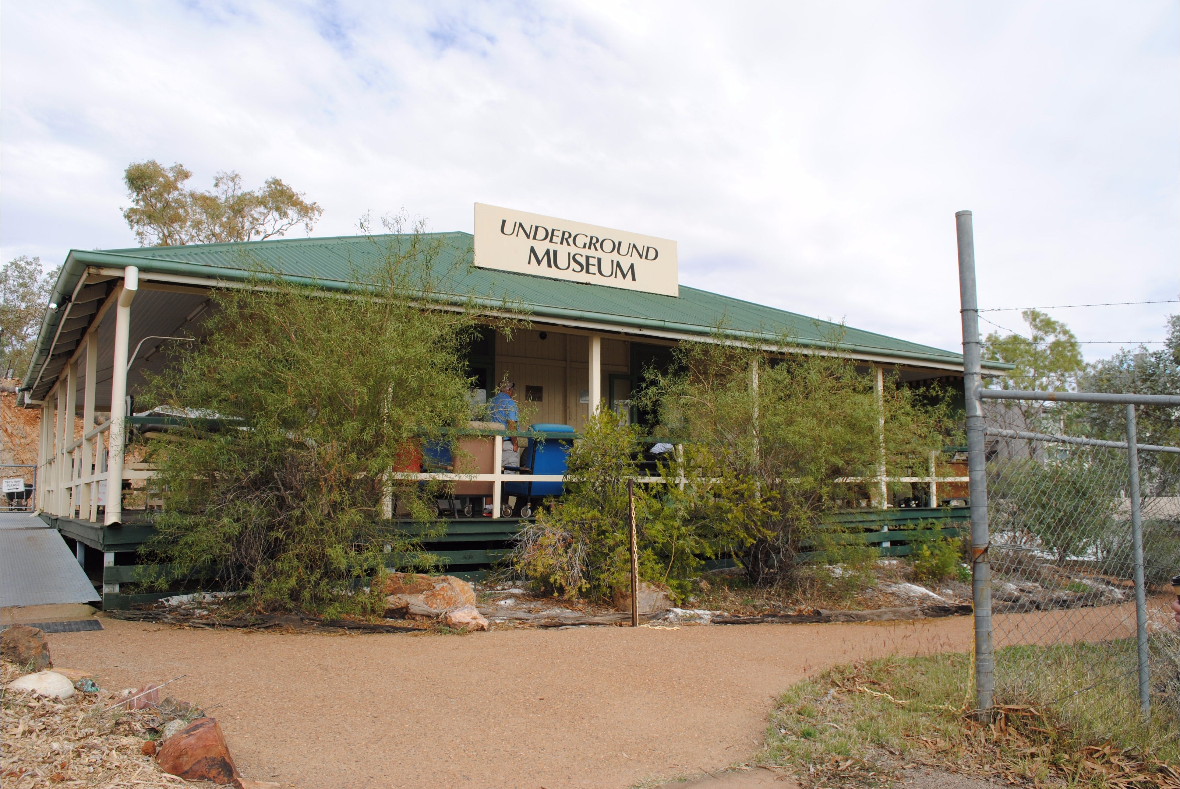 Mount Isa Underground Hospital and Museum - Attractions Melbourne