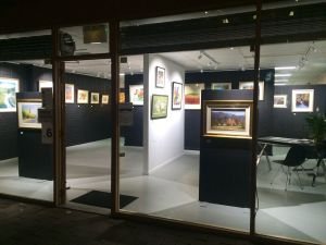 The Hunter Street Gallery of Fine Arts - Attractions Melbourne