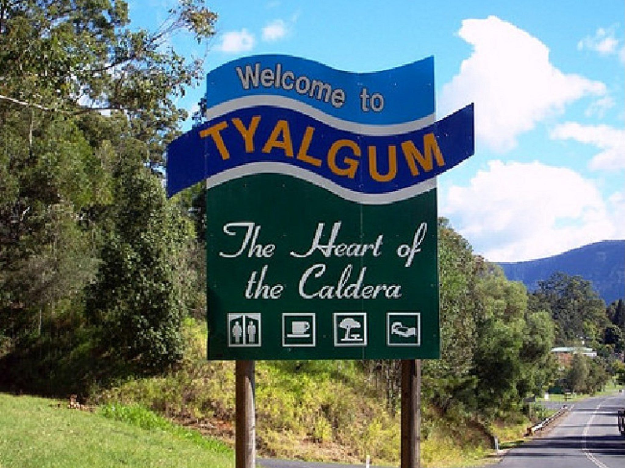 Tyalgum - Attractions Melbourne