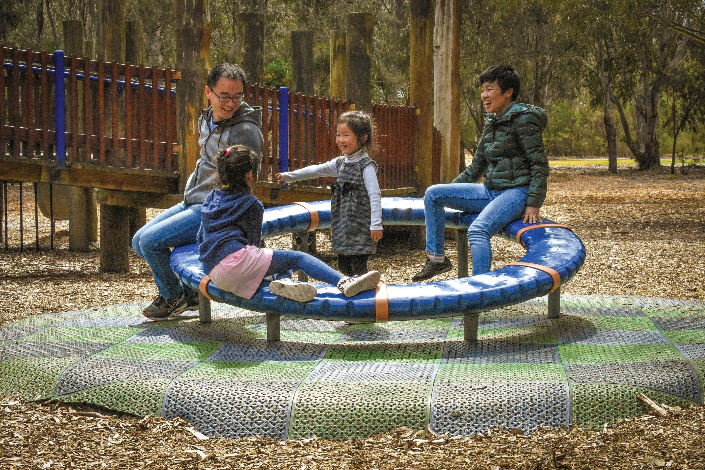 Braeside Park - Attractions Melbourne