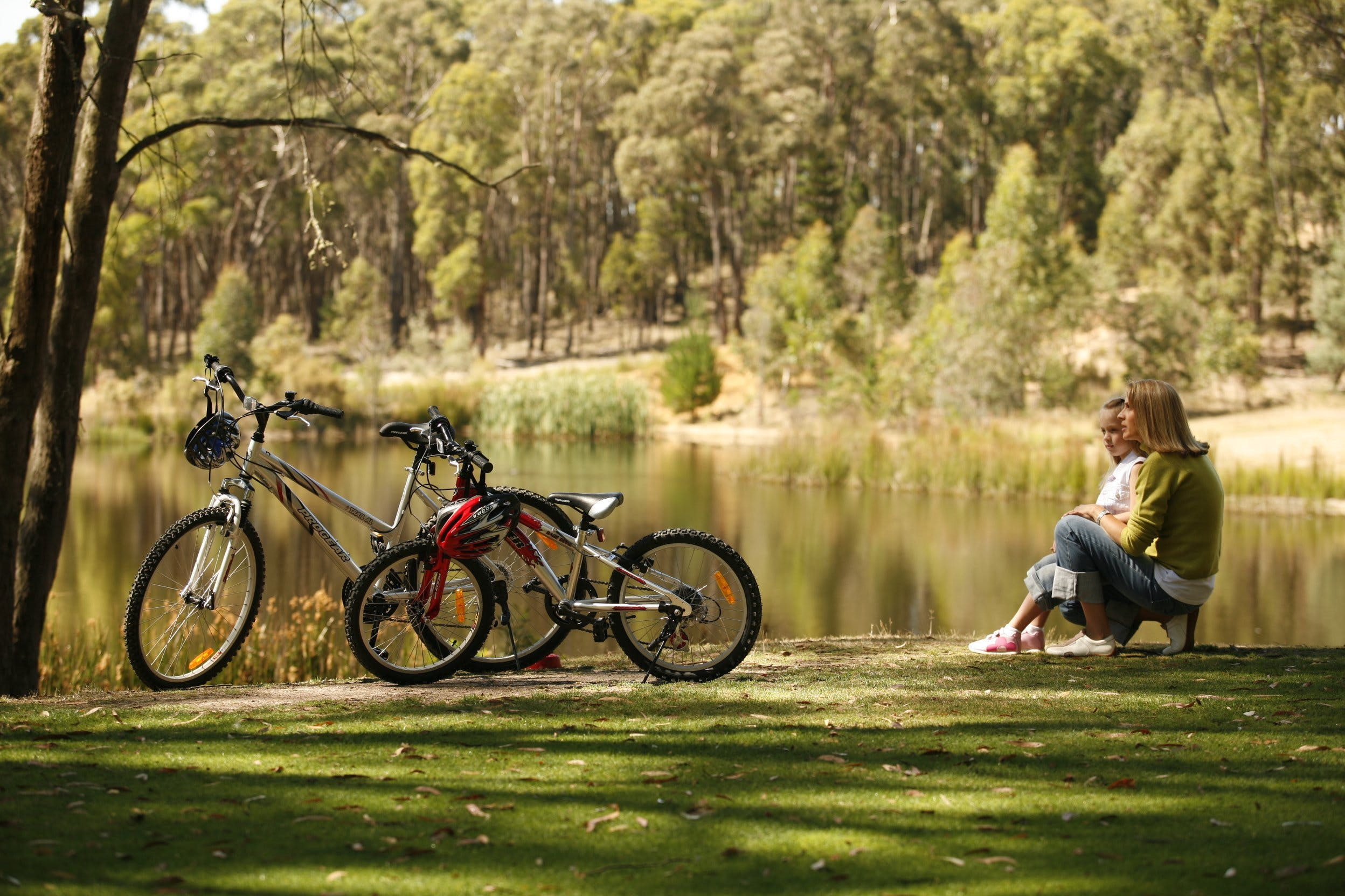 Creswick Regional Park - Attractions Melbourne