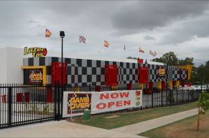 Game Over Indoor Go Karting Adventure Climbing Walls and Lazer Tag Centre - Attractions Melbourne
