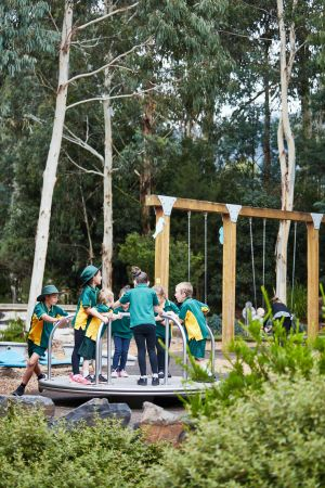Marysville Kin Playspace - Attractions Melbourne