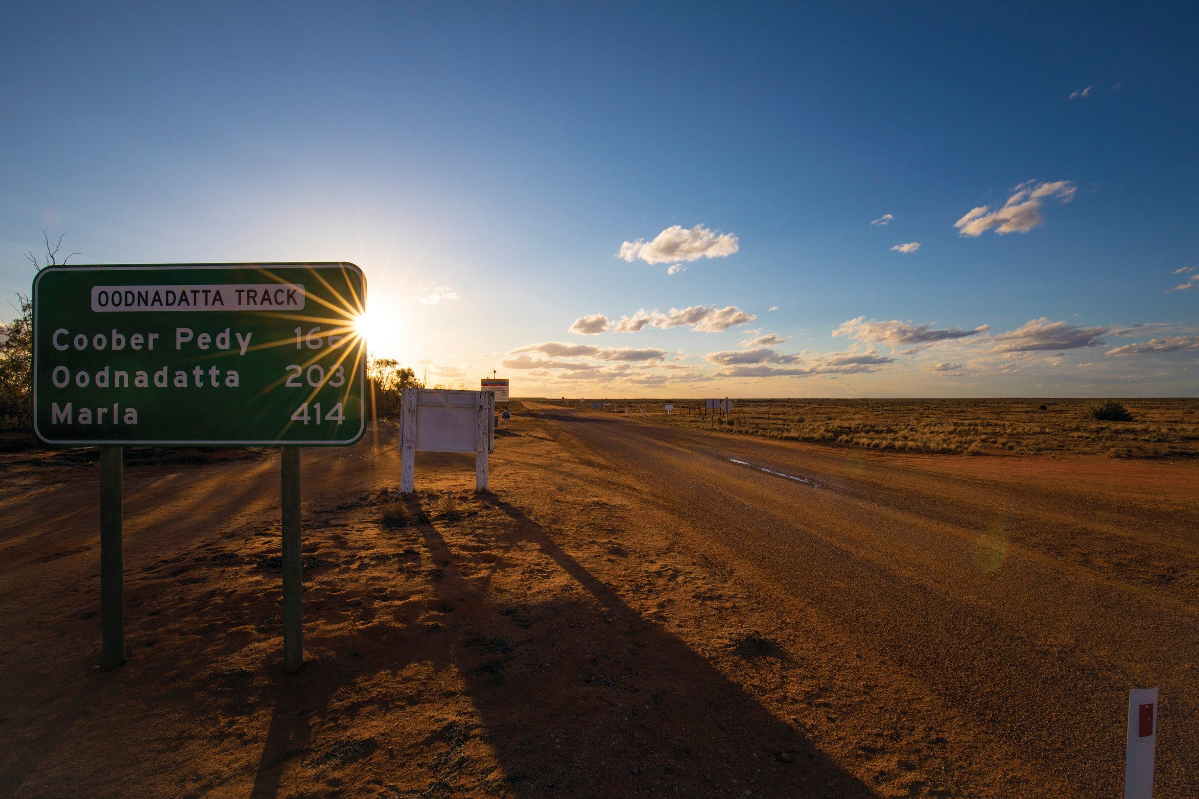 Outback South Australia - Attractions Melbourne