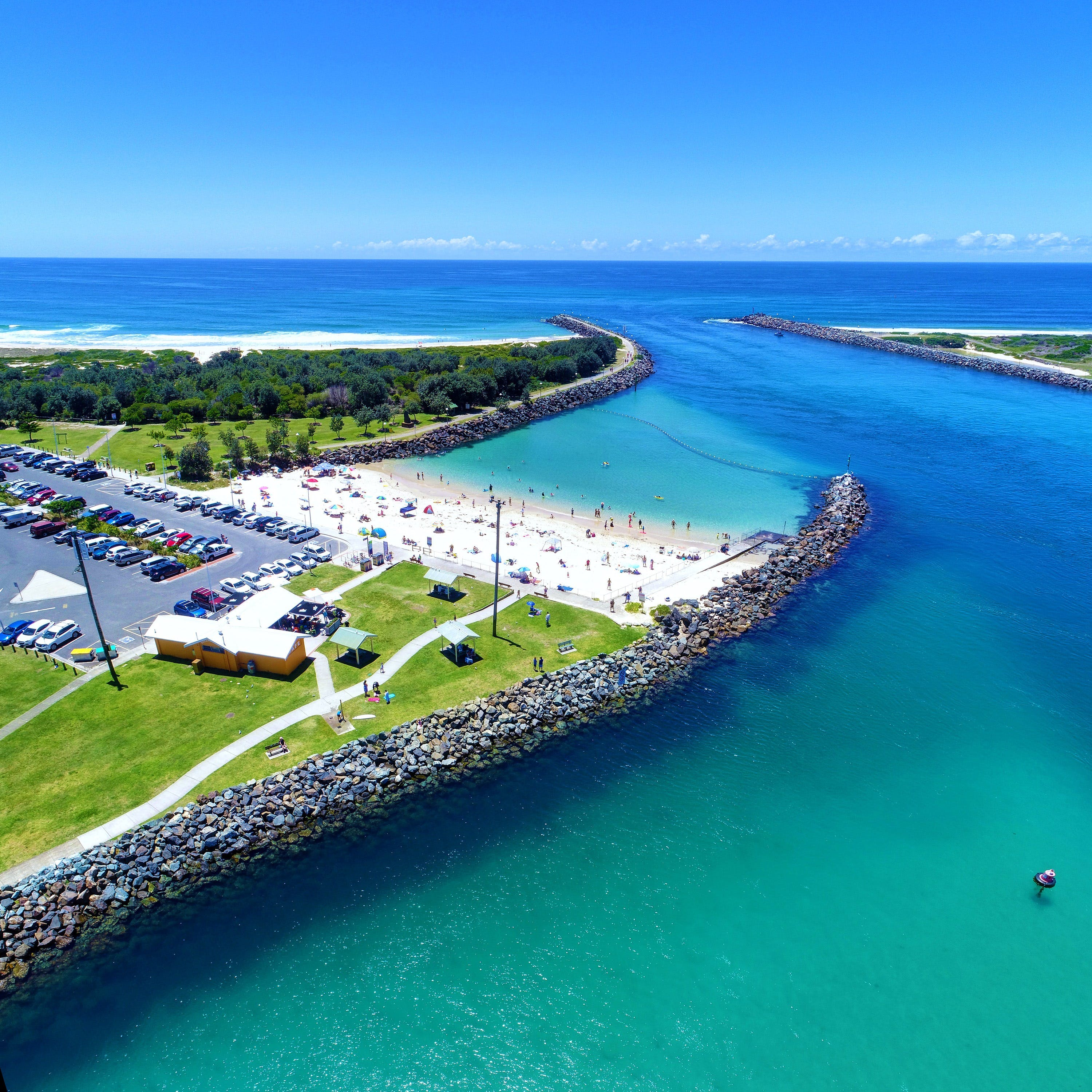 Tuncurry Rock Pool - Attractions Melbourne
