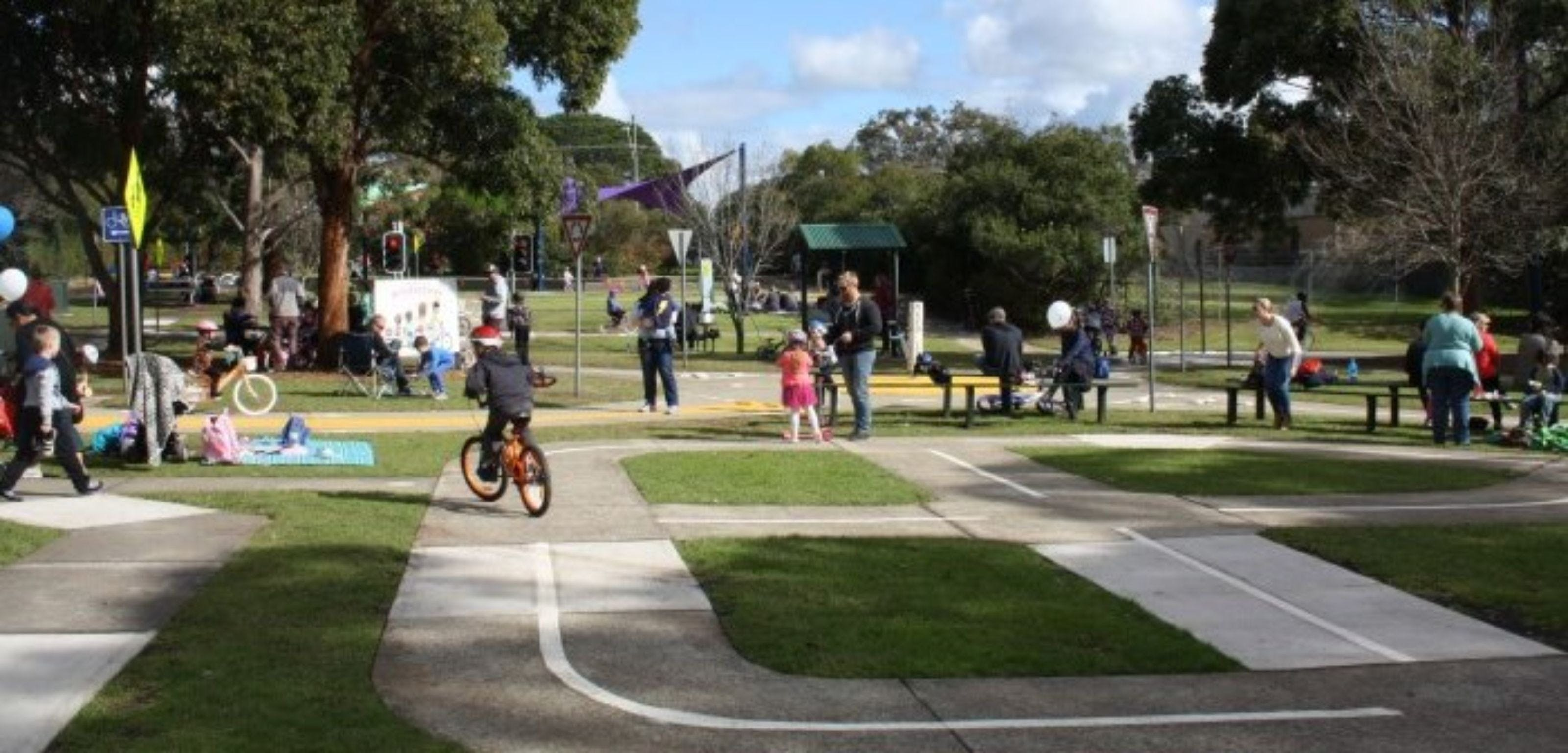 Campbelltown Bicycle Education Centre - Attractions Melbourne