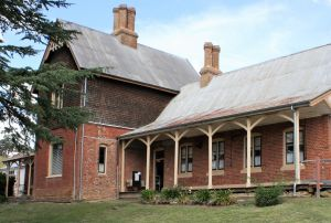 Carcoar Hospital Museum - Attractions Melbourne