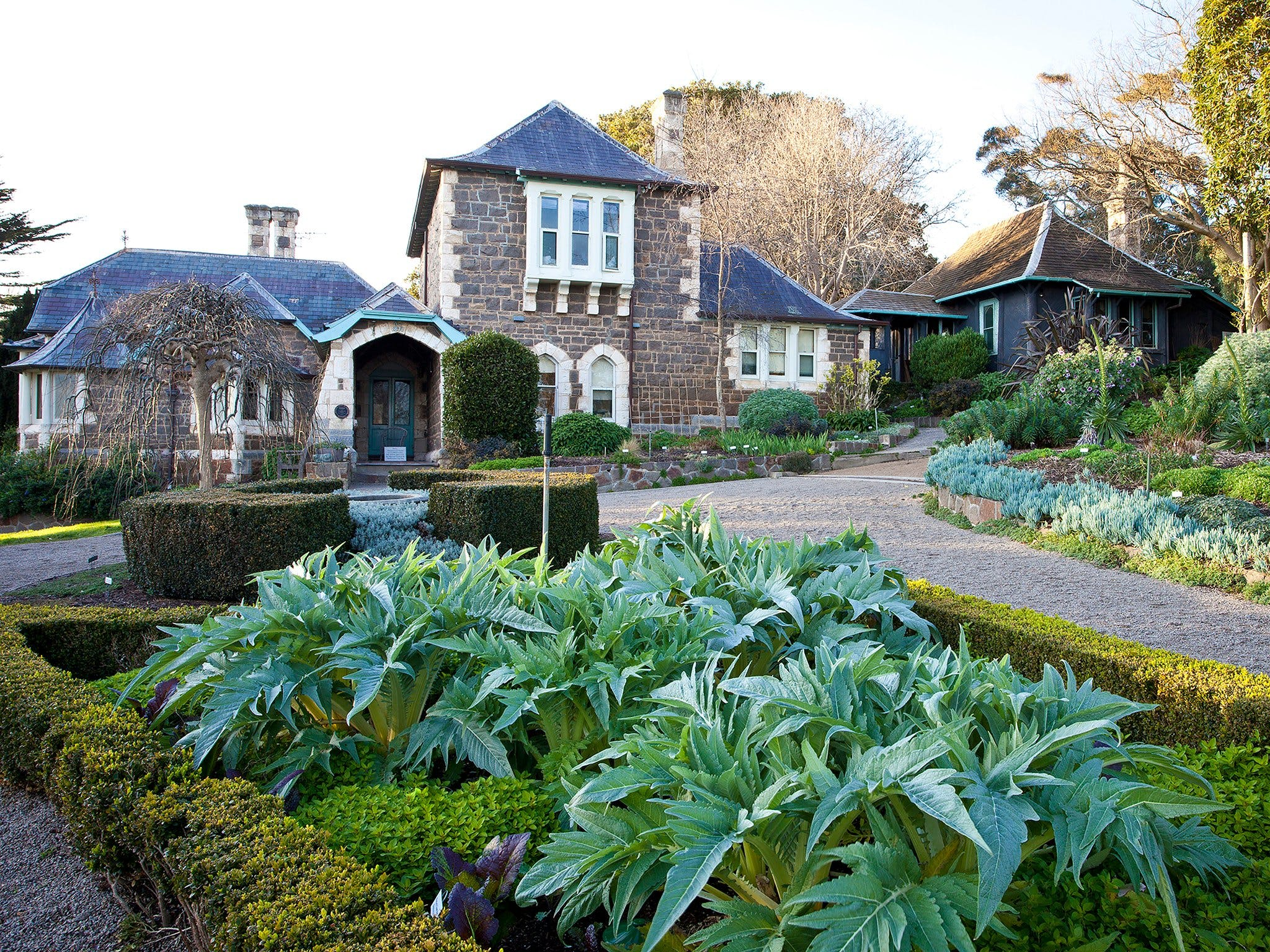 Heronswood House and Garden - Attractions Melbourne