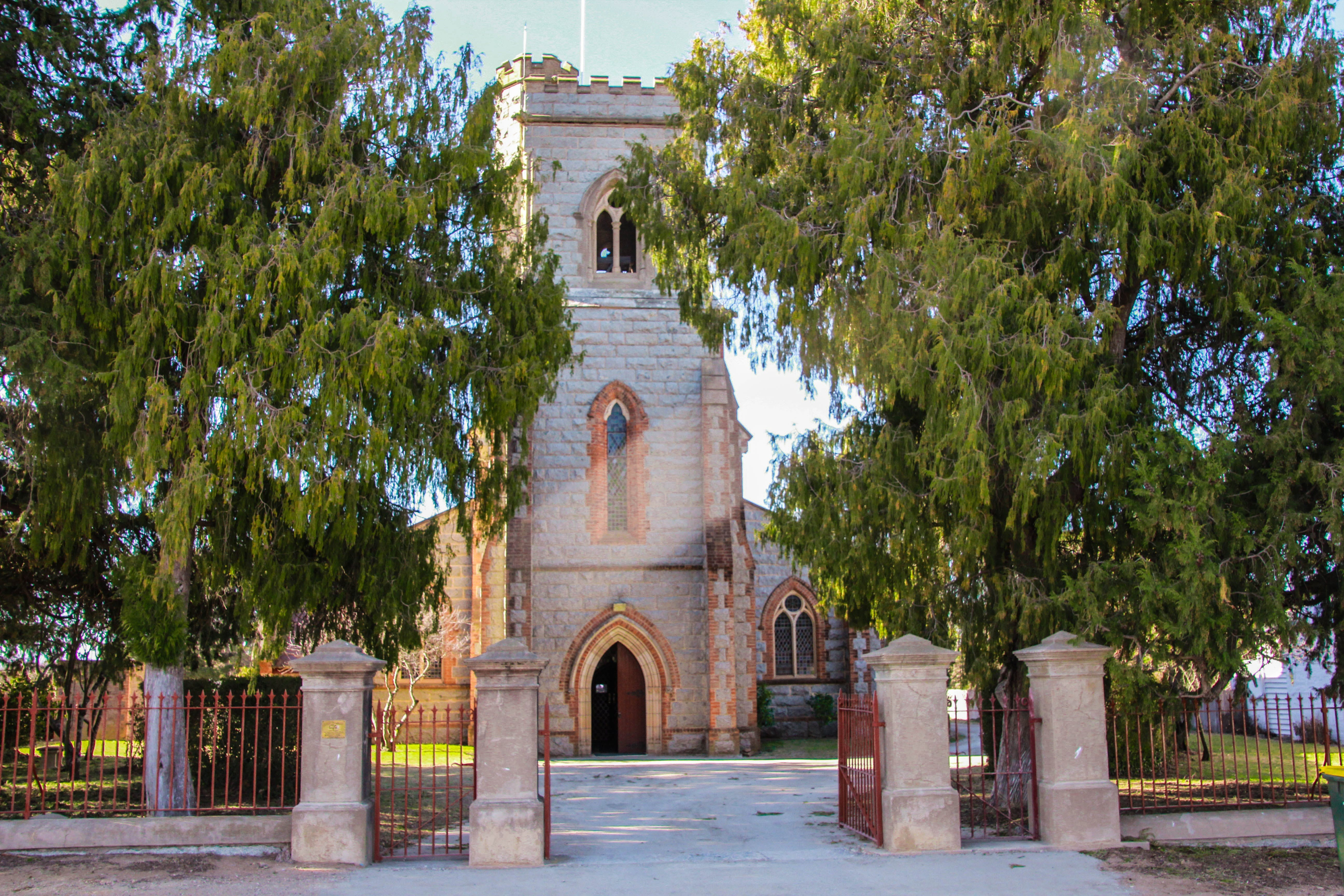 Parish Church of St Andrew - Attractions Melbourne