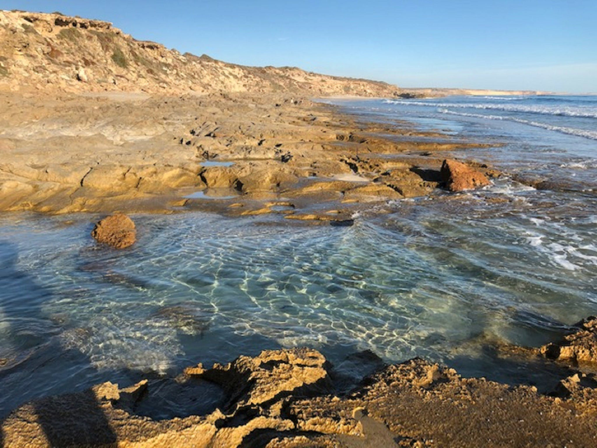 Streaky Bay - Back Beach - Attractions Melbourne