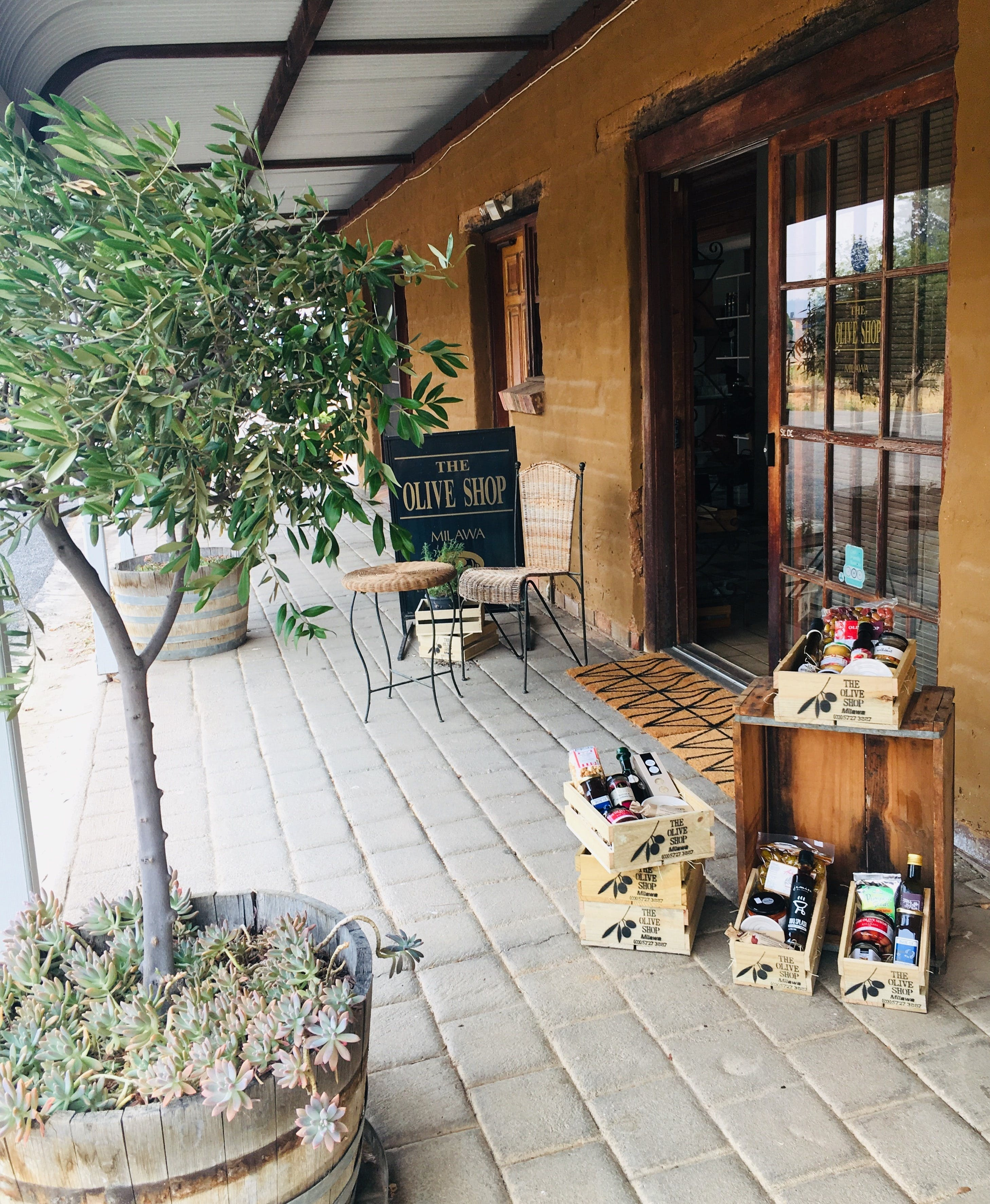 The Olive Shop - Milawa - Attractions Melbourne