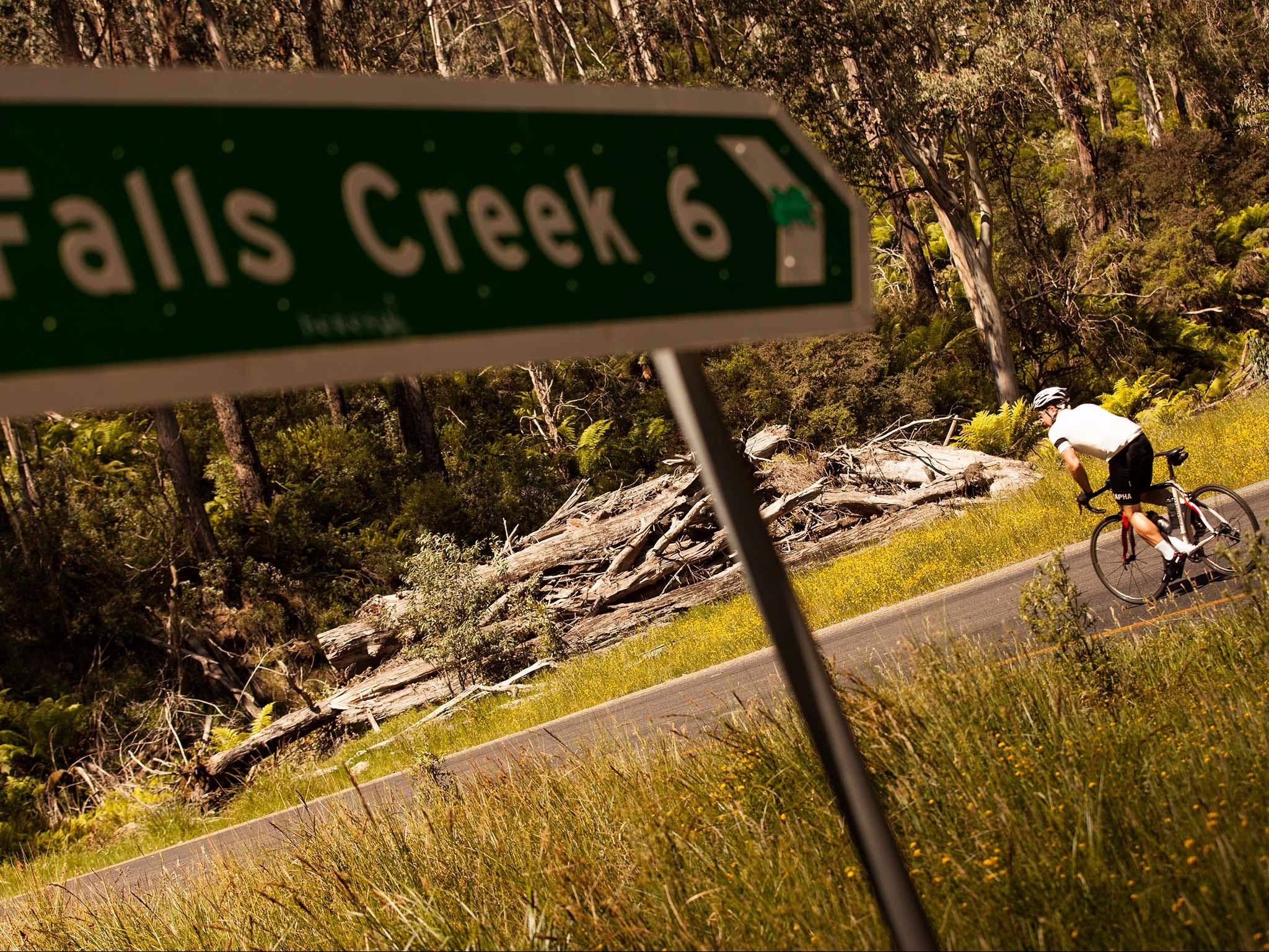 7 Peaks Ride - Falls Creek - Attractions Melbourne
