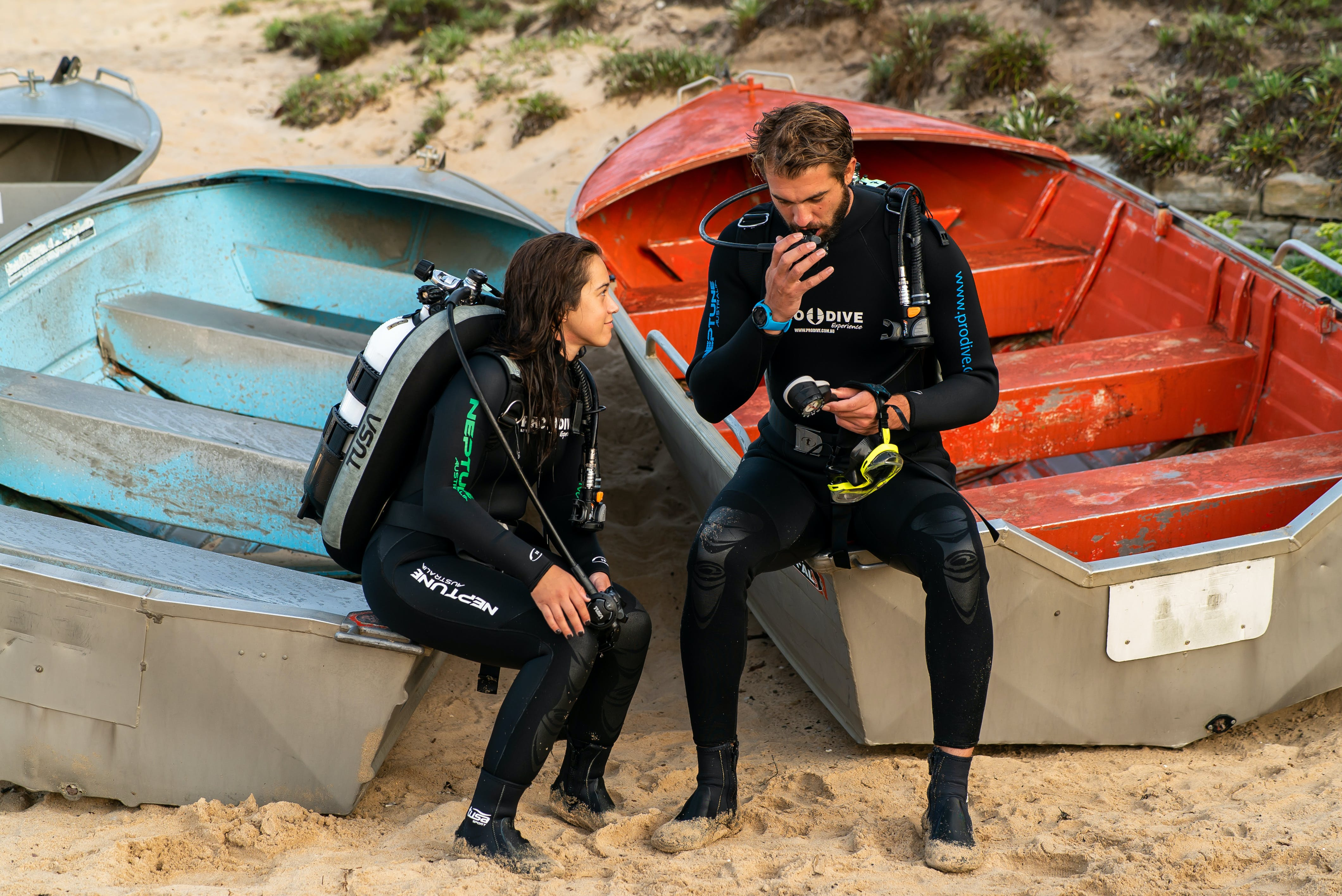 Pro Dive Coogee - Attractions Melbourne