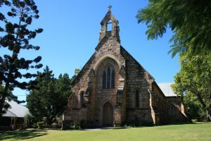 St Marys Anglican Church Memorial Chapel - Attractions Melbourne