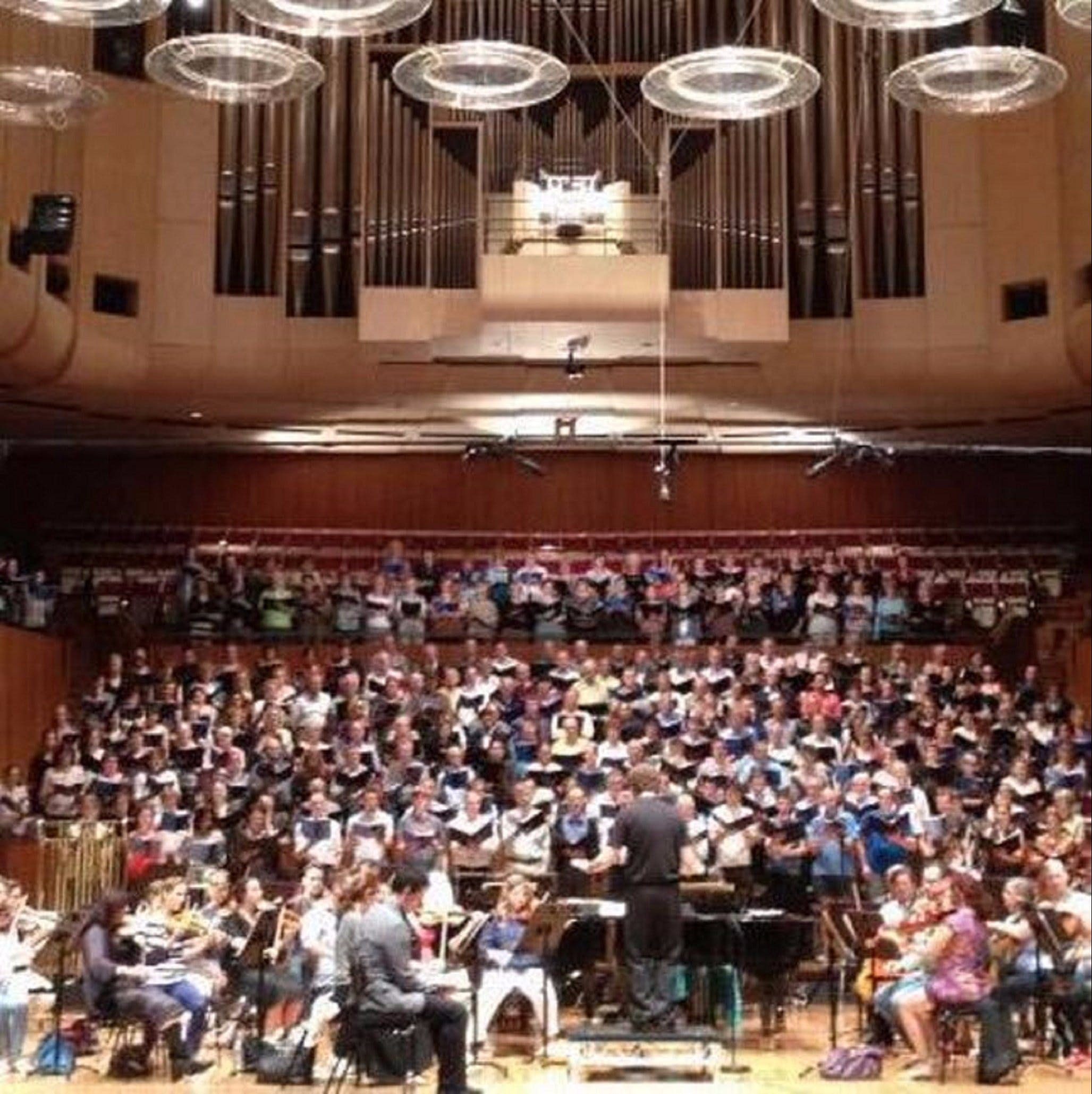 Sydney Philharmonia Choirs - Attractions Melbourne