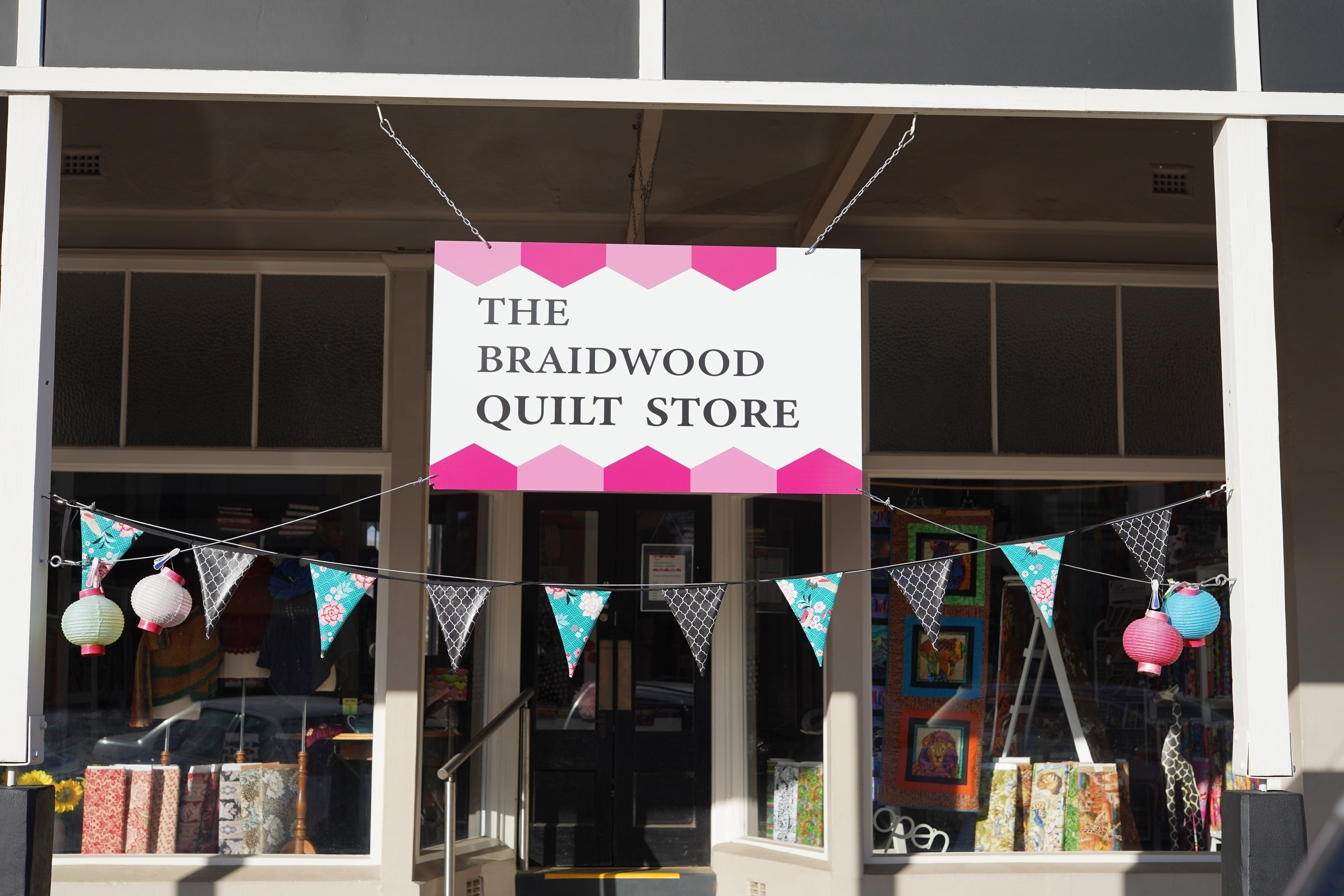 The Braidwood Quilt Store - Attractions Melbourne
