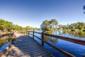 Centenary Lakes Park - Attractions Melbourne