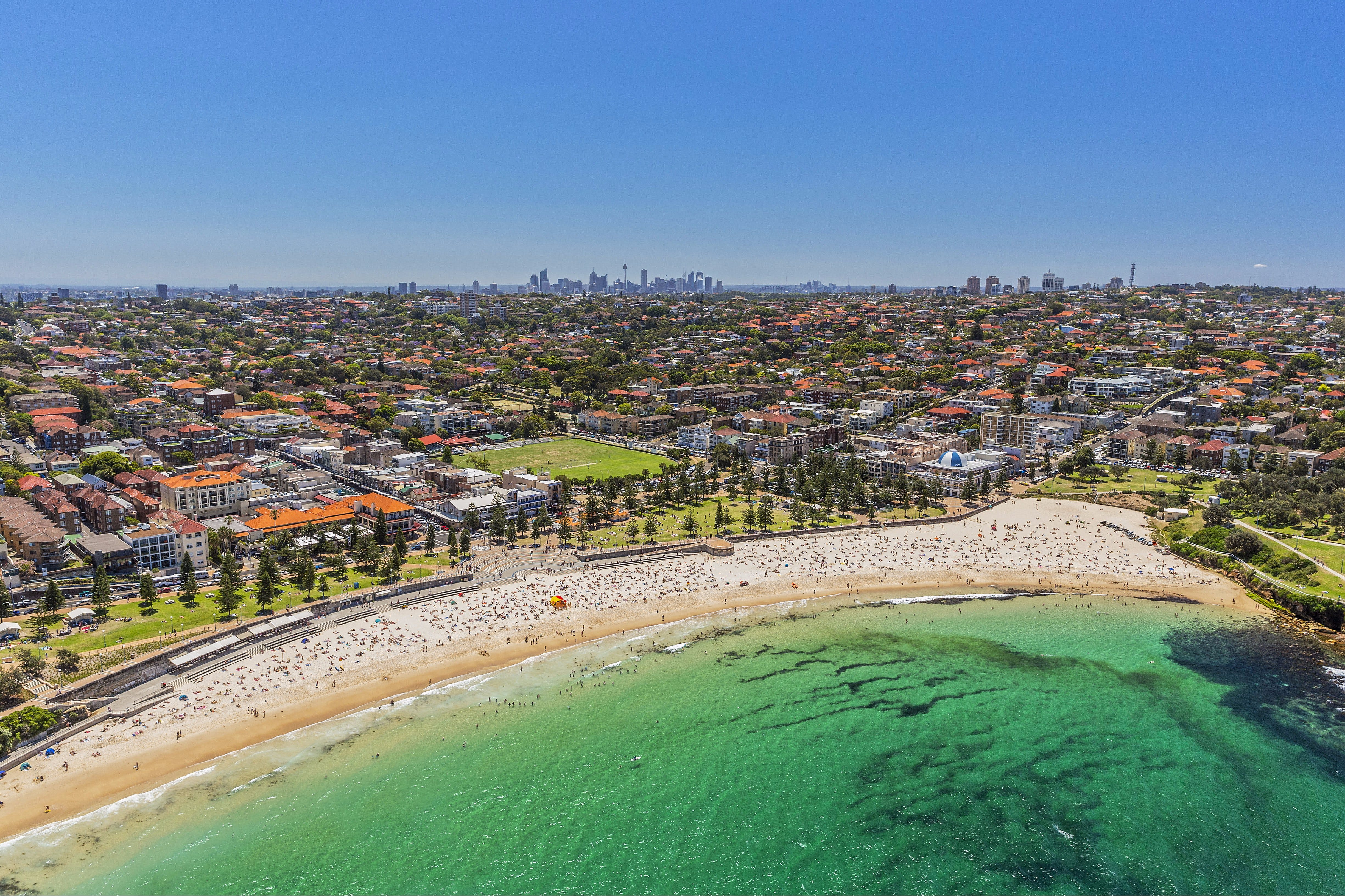 Coogee Beach - Attractions Melbourne