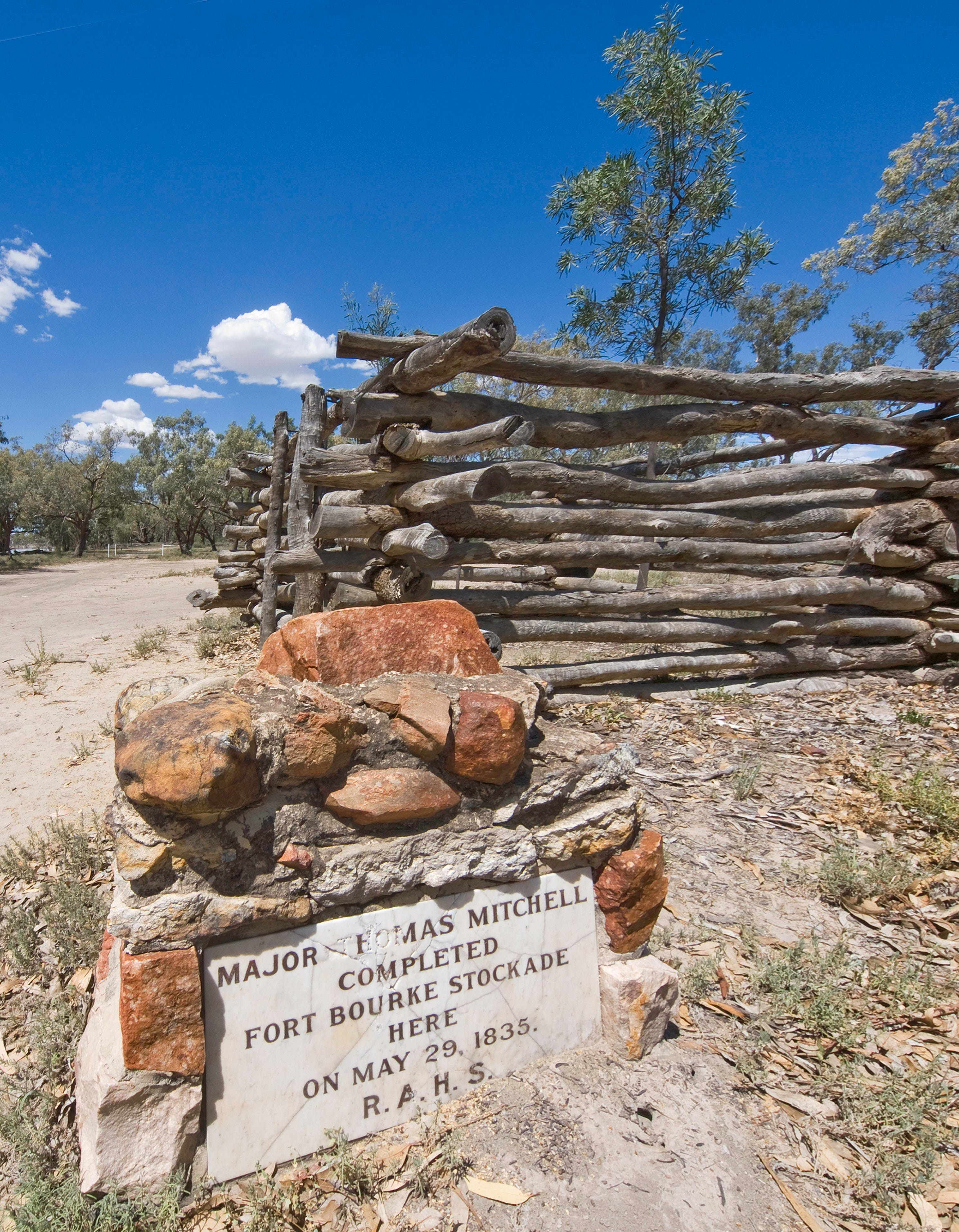 Fort Bourke Stockade - Attractions Melbourne