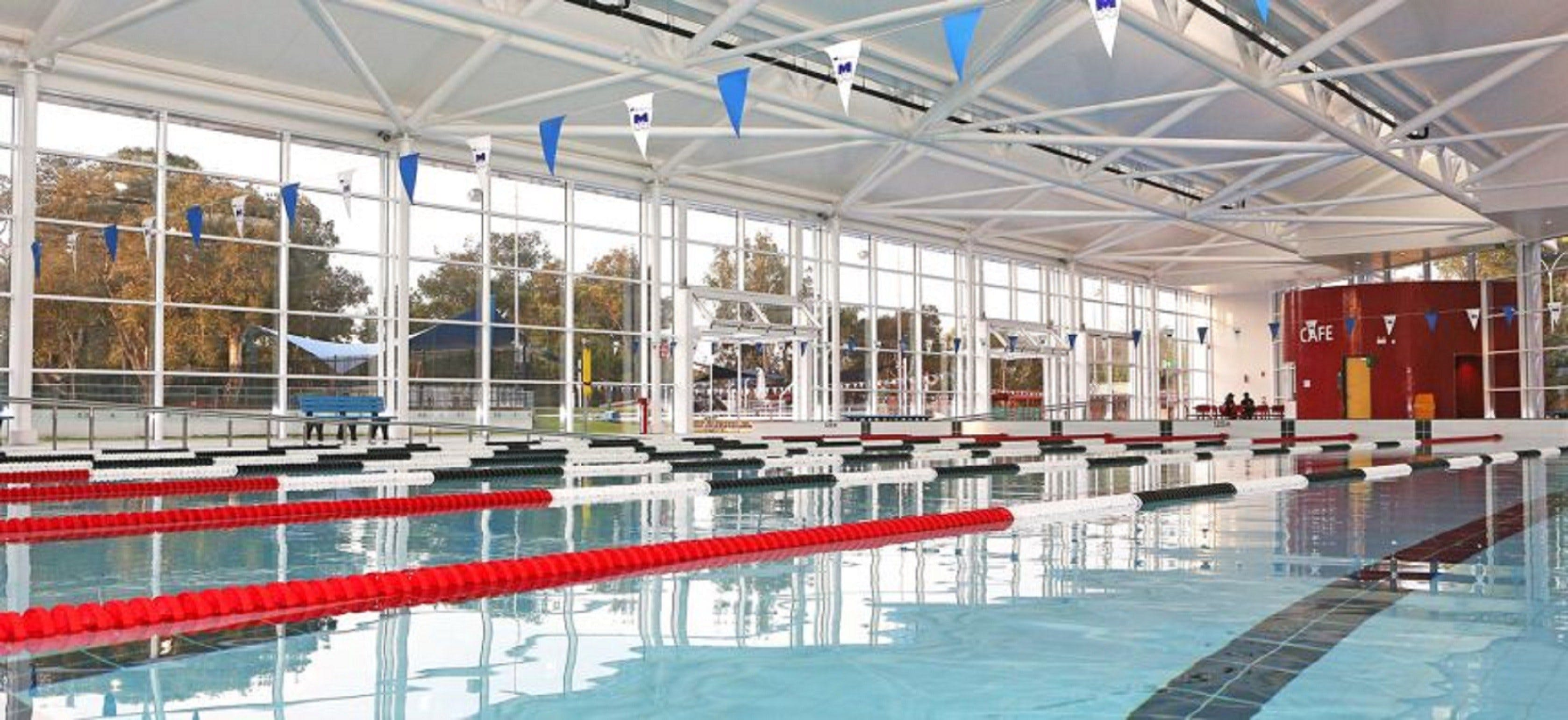 Manly Andrew Boy Charlton Aquatic Centre - Attractions Melbourne