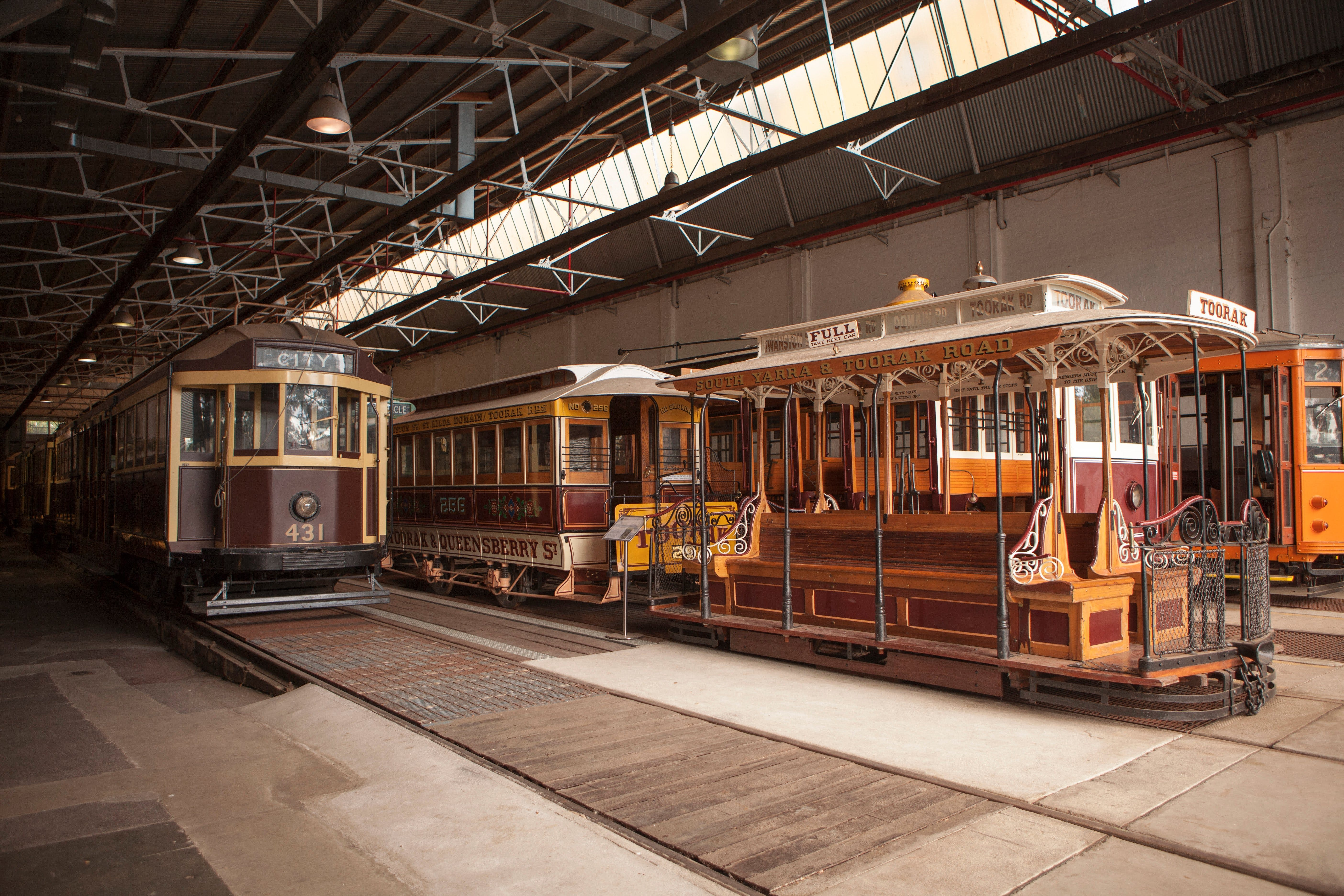 Melbourne Tram Museum - Attractions Melbourne