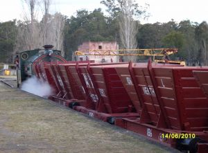 Richmond Vale Railway Museum - Attractions Melbourne