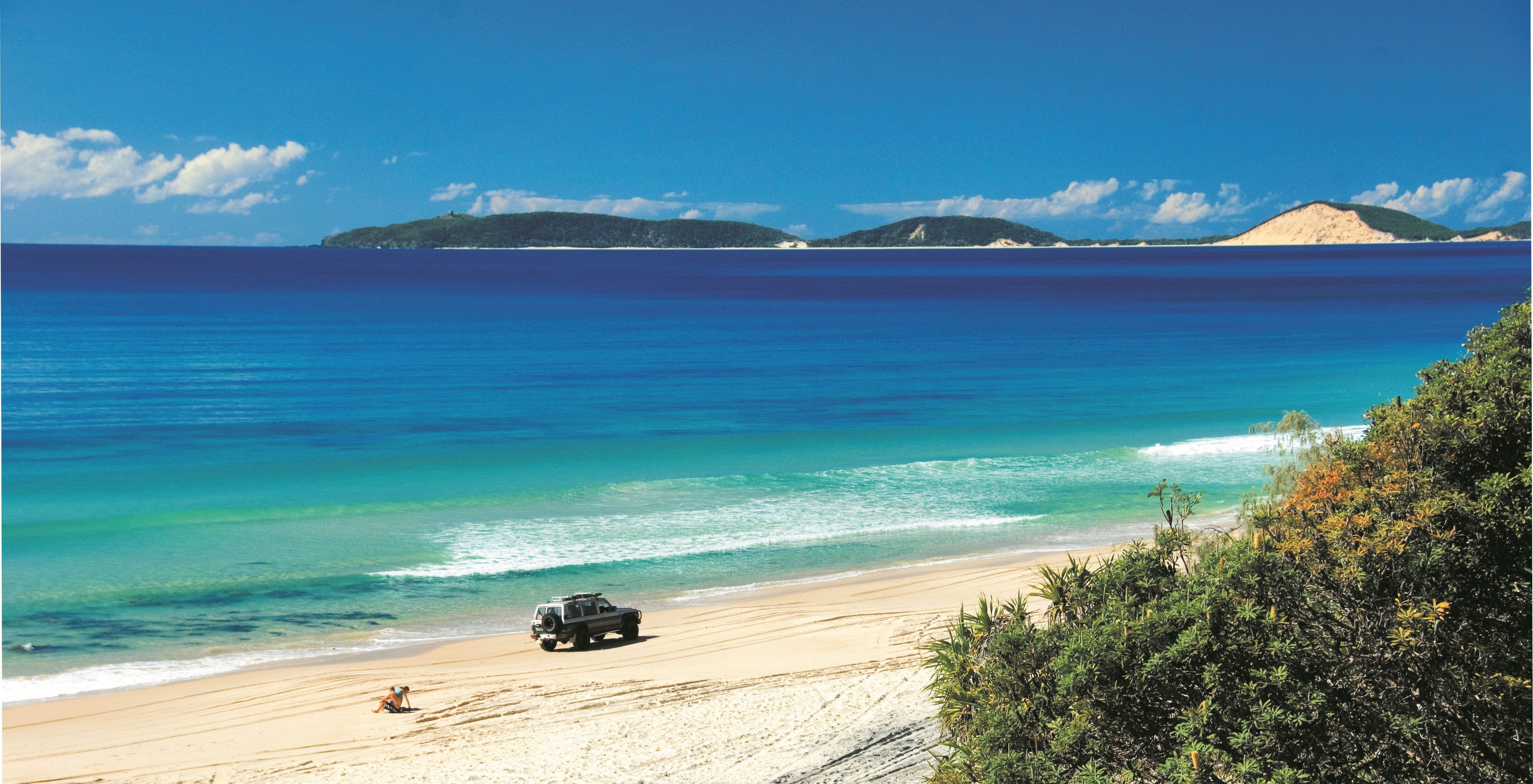 Tourist Drive- Cooloola Coast Fraser Island - Attractions Melbourne
