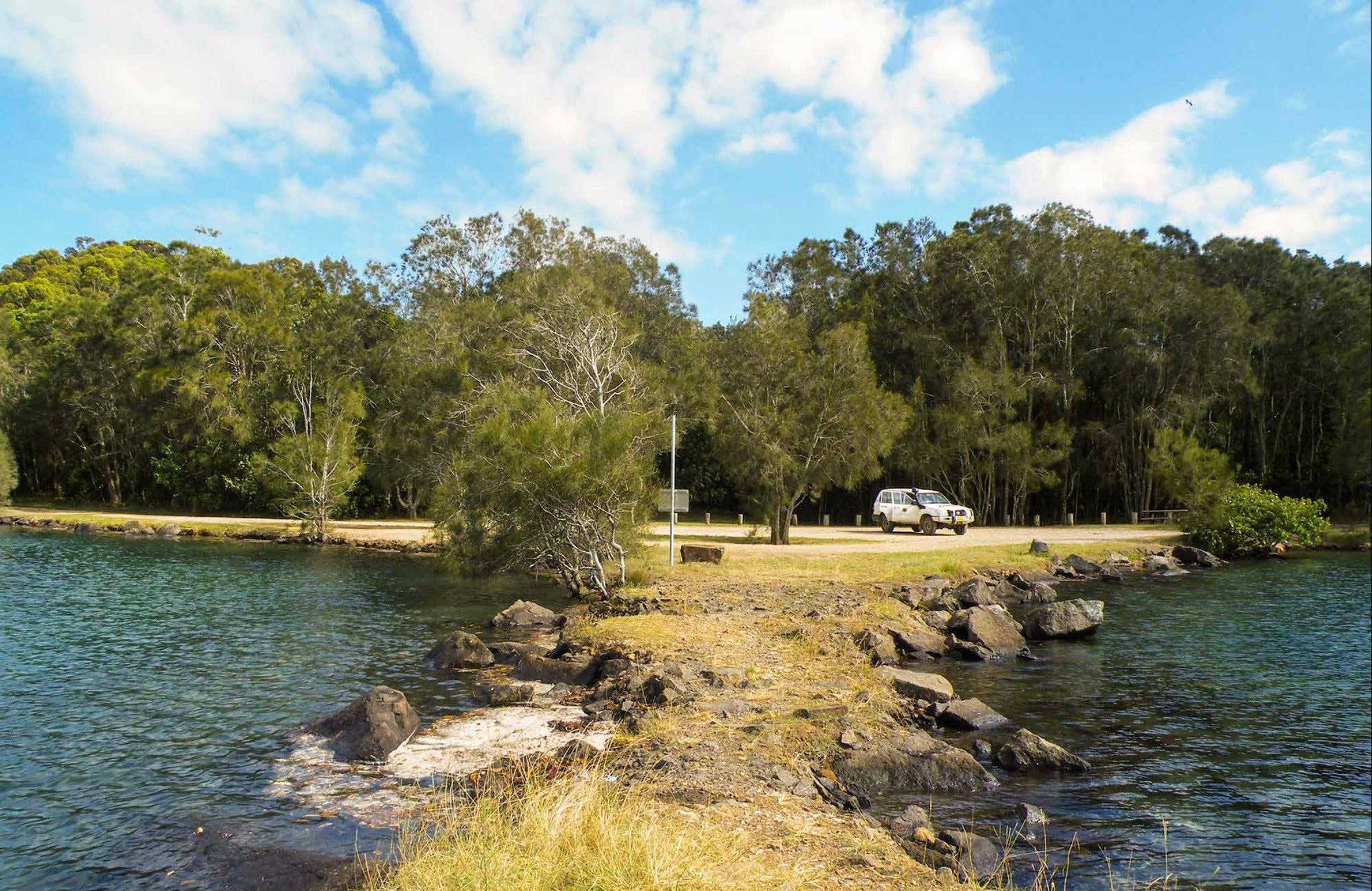 Brunswick River Picnic Area - Attractions Melbourne