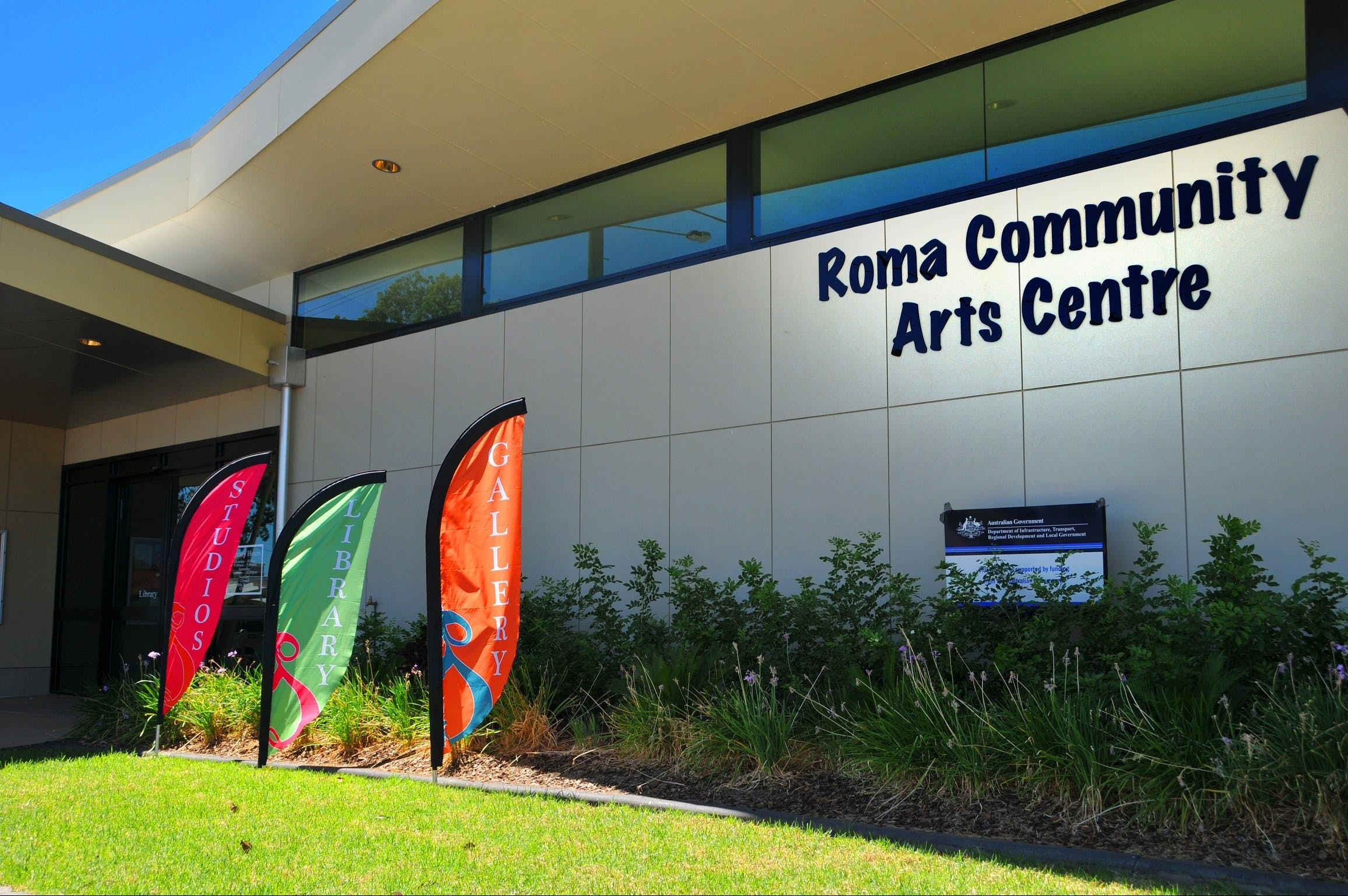 Roma on Bungil Art Gallery and the Walk of Art - Attractions Melbourne