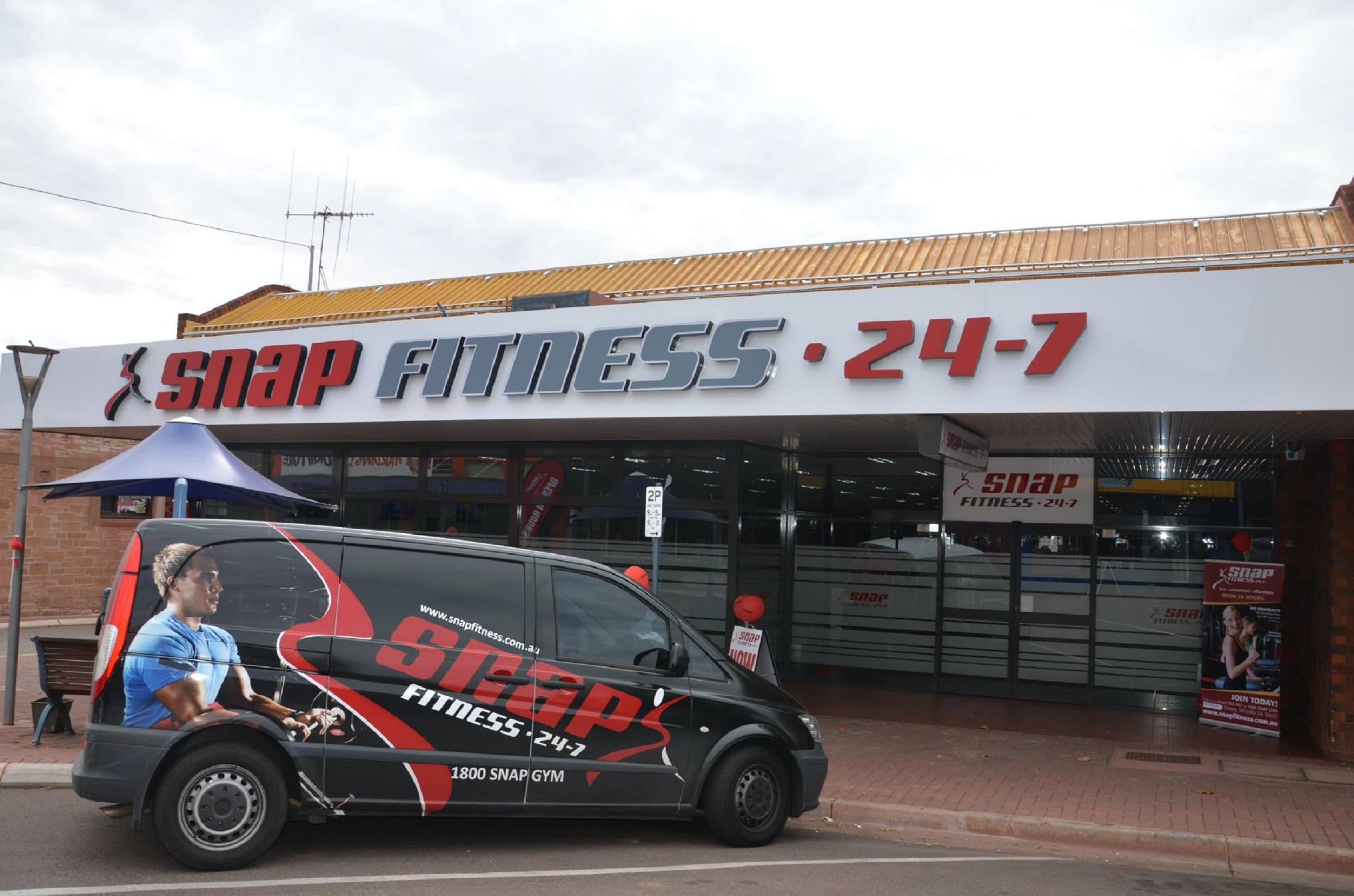 Snap Fitness Whyalla 24/7 gym - Attractions Melbourne