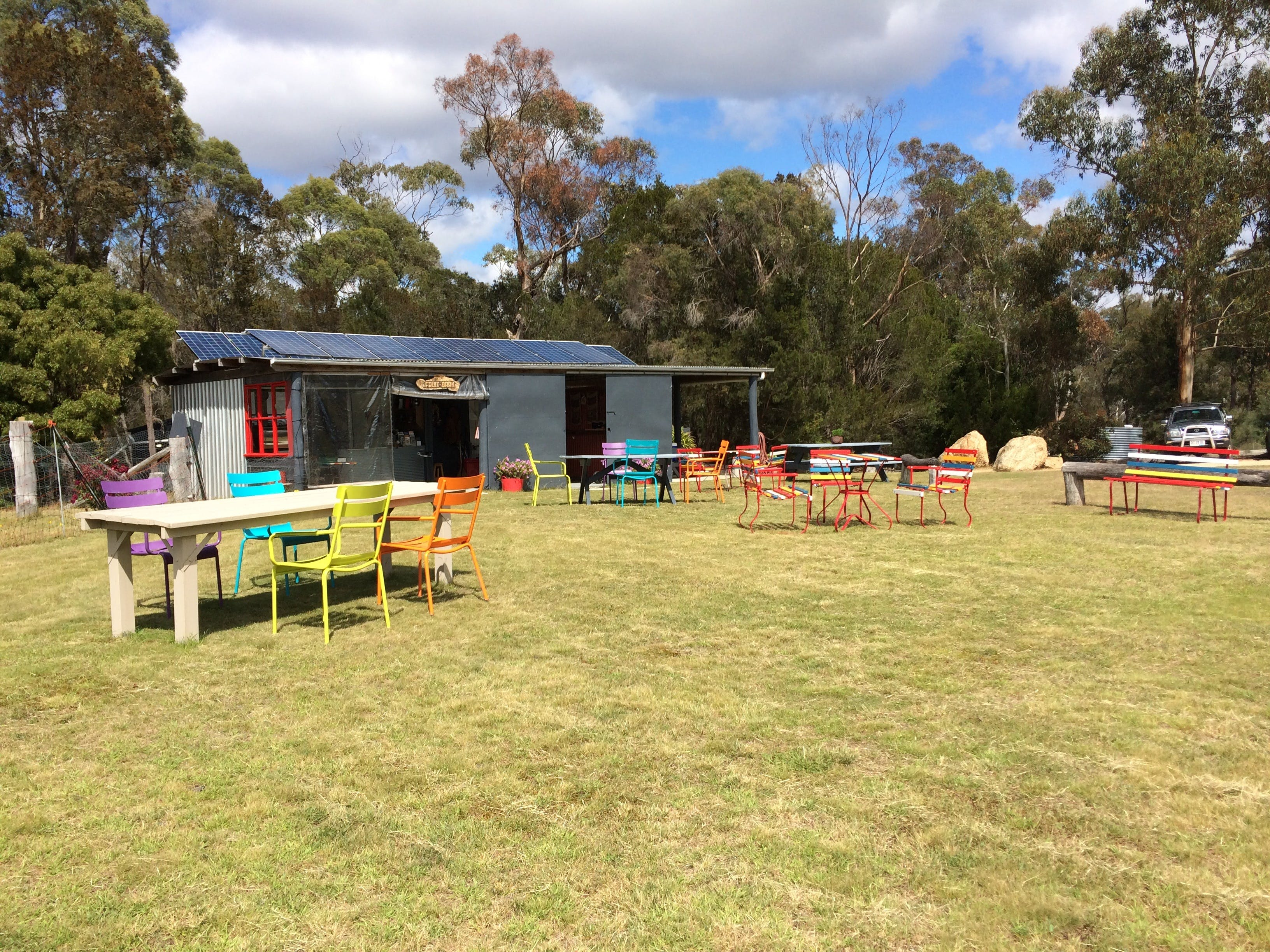 Cerisebrook Orchard and Family Golf - Attractions Melbourne