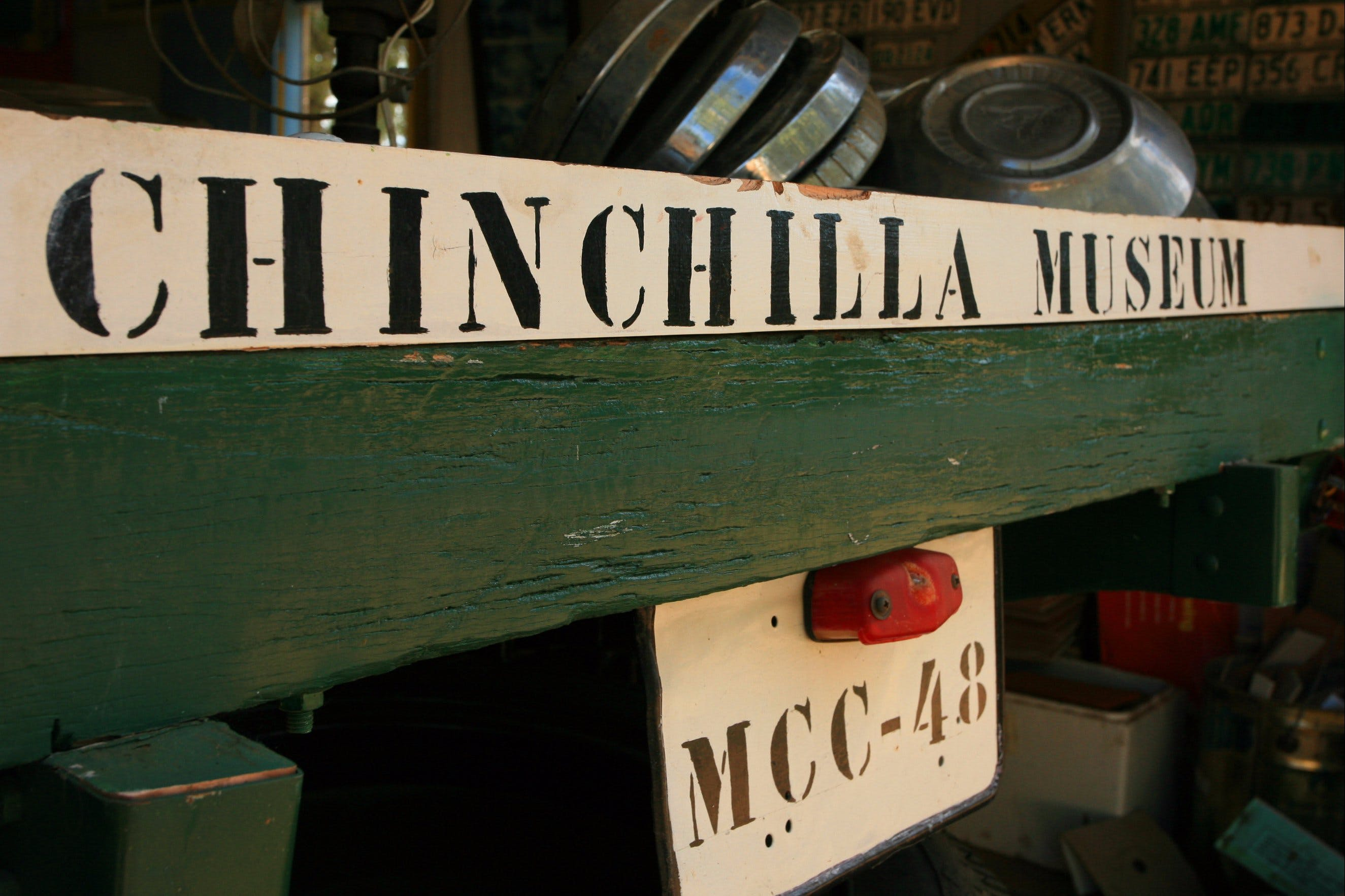 Chinchilla Historical Museum - Attractions Melbourne