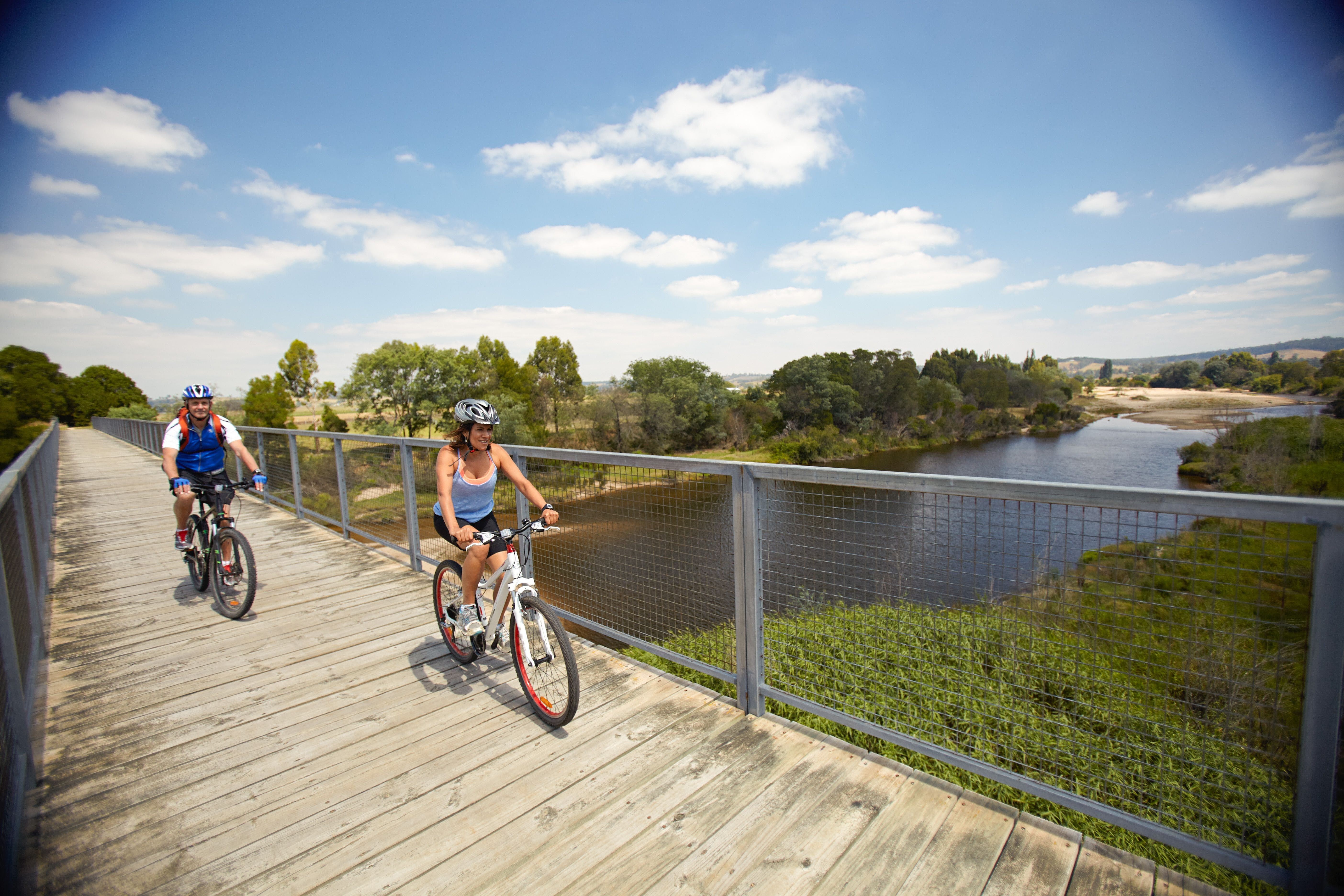 East Gippsland Rail Trail - Attractions Melbourne