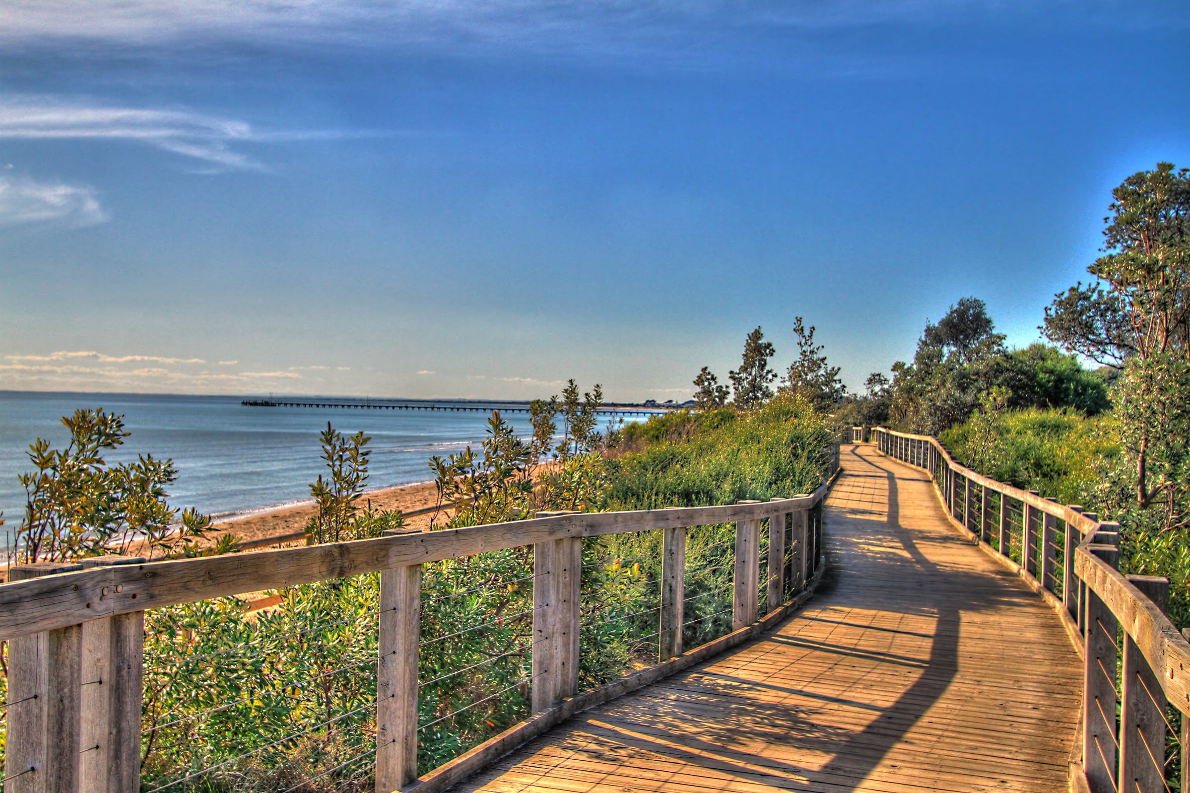 Frankston Foreshore - Cycling - Attractions Melbourne