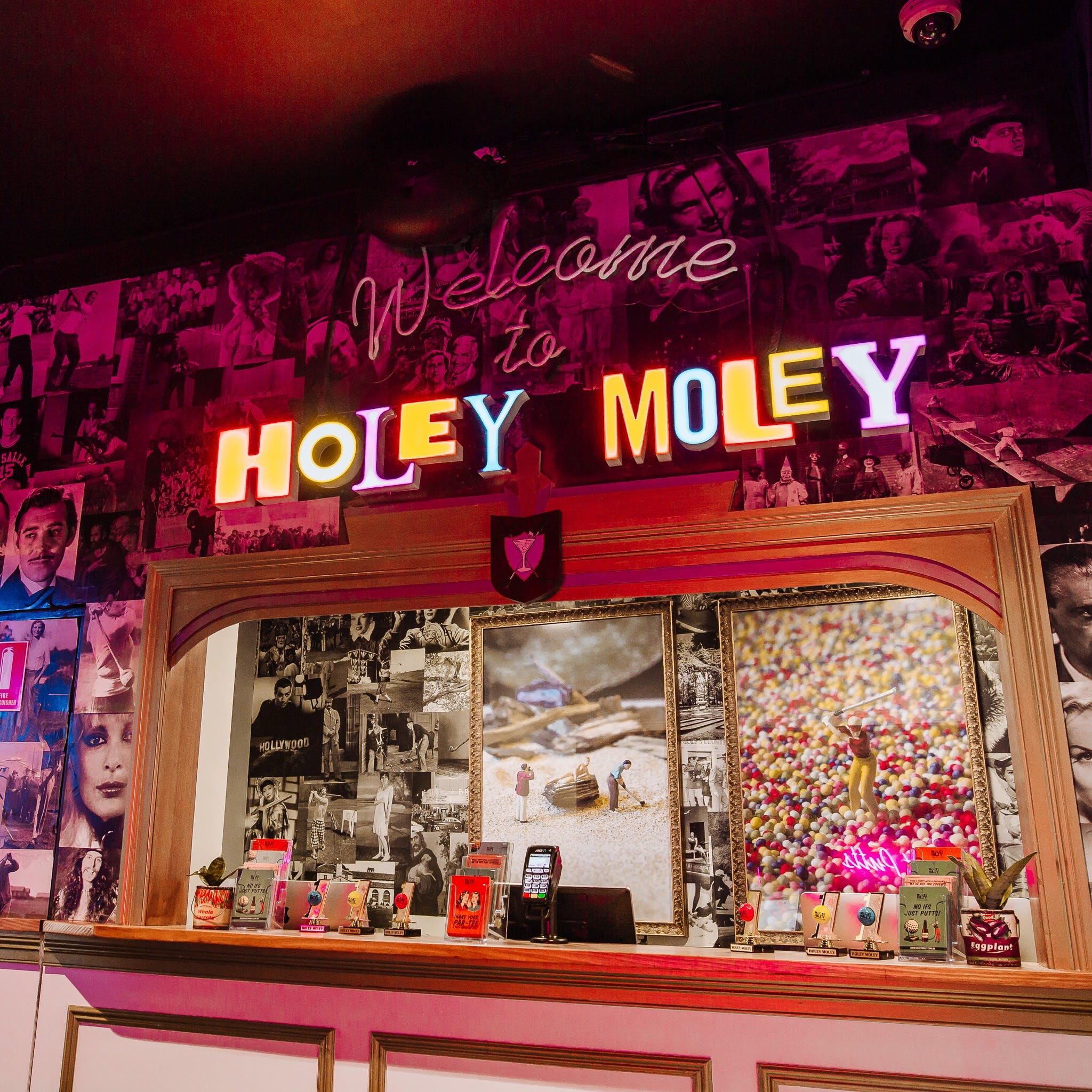 Holey Moley Charlestown - Attractions Melbourne
