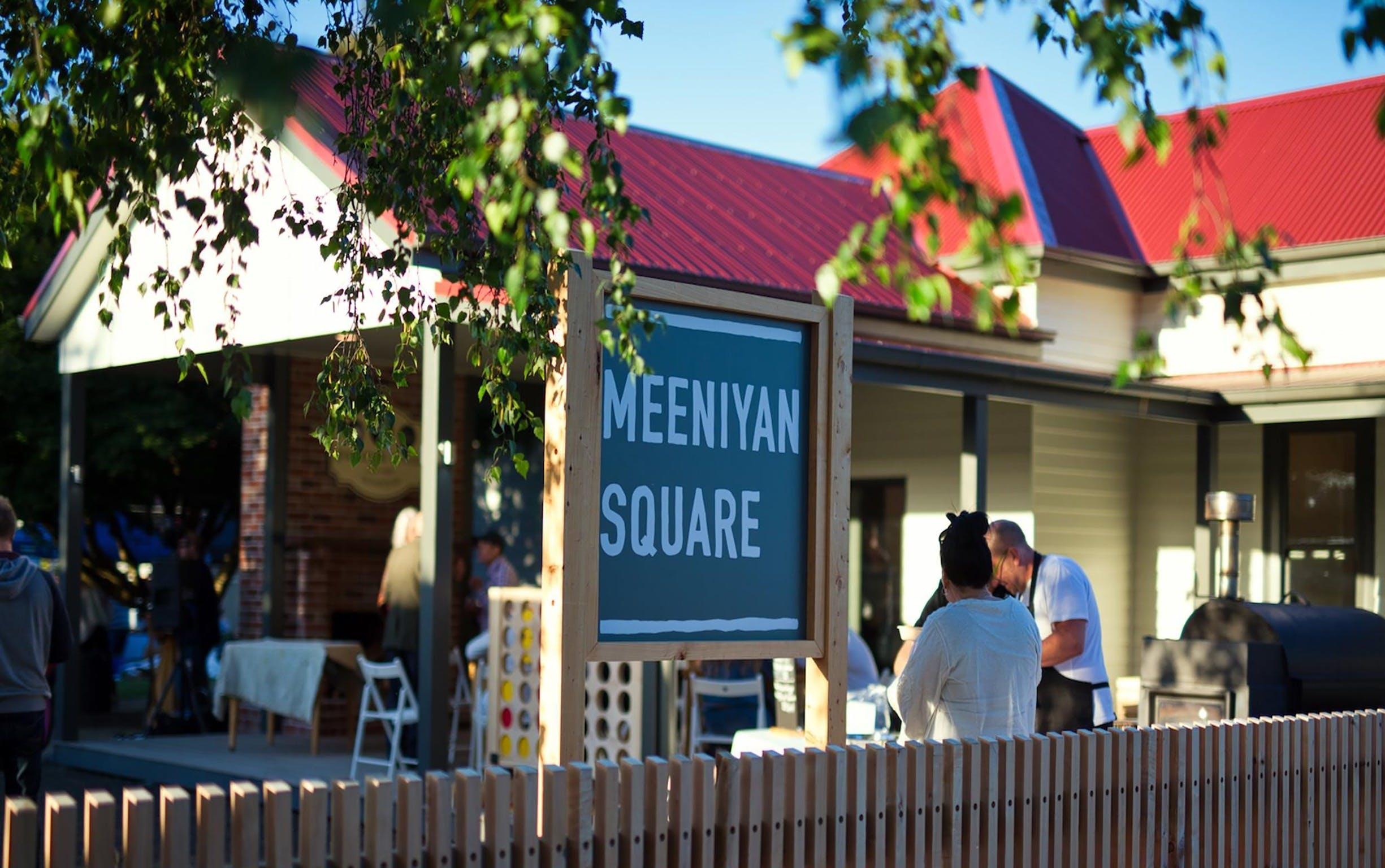 Meeniyan Square - Attractions Melbourne