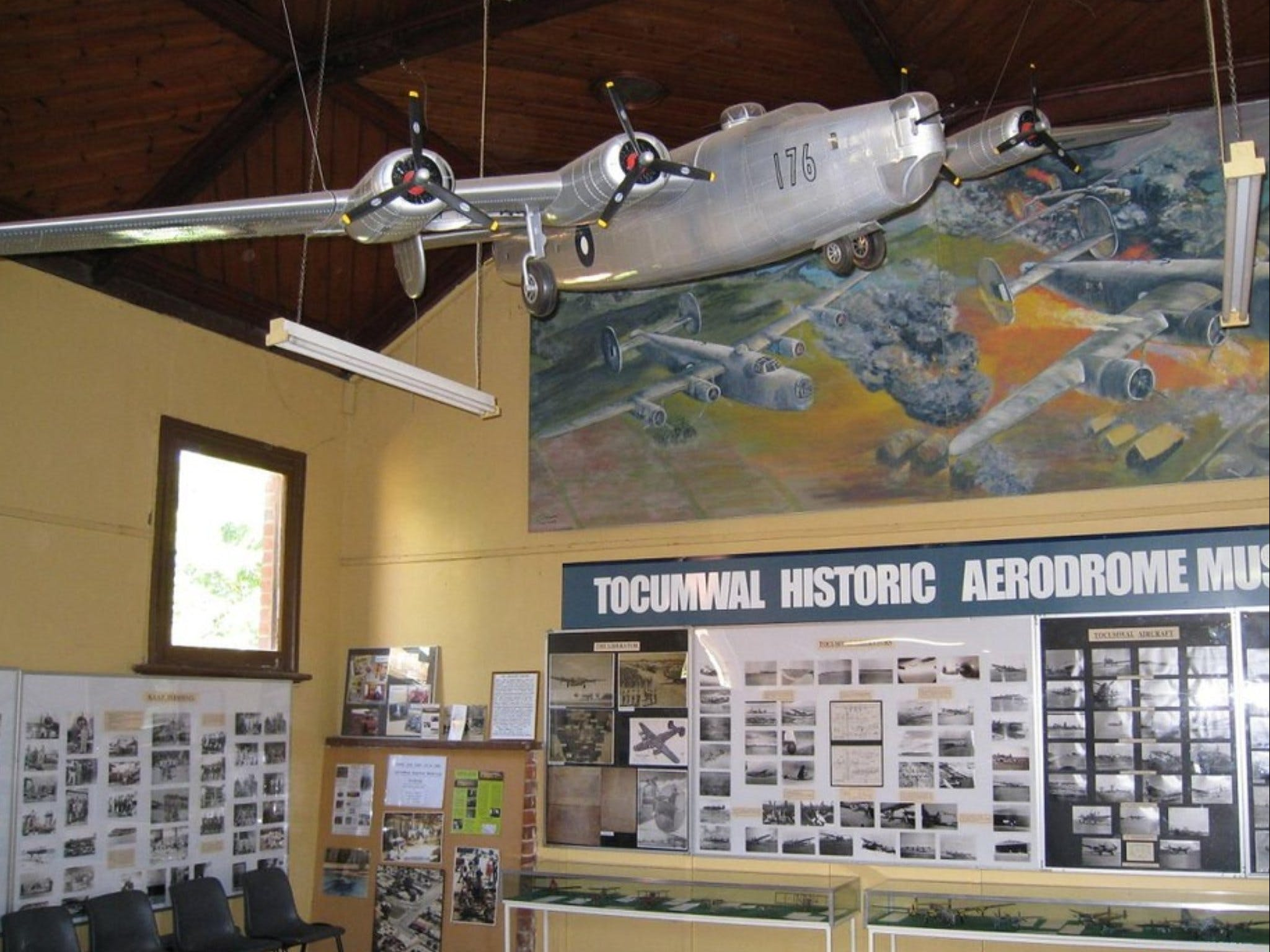 Tocumwal Historic Aerodrome Museum - Attractions Melbourne