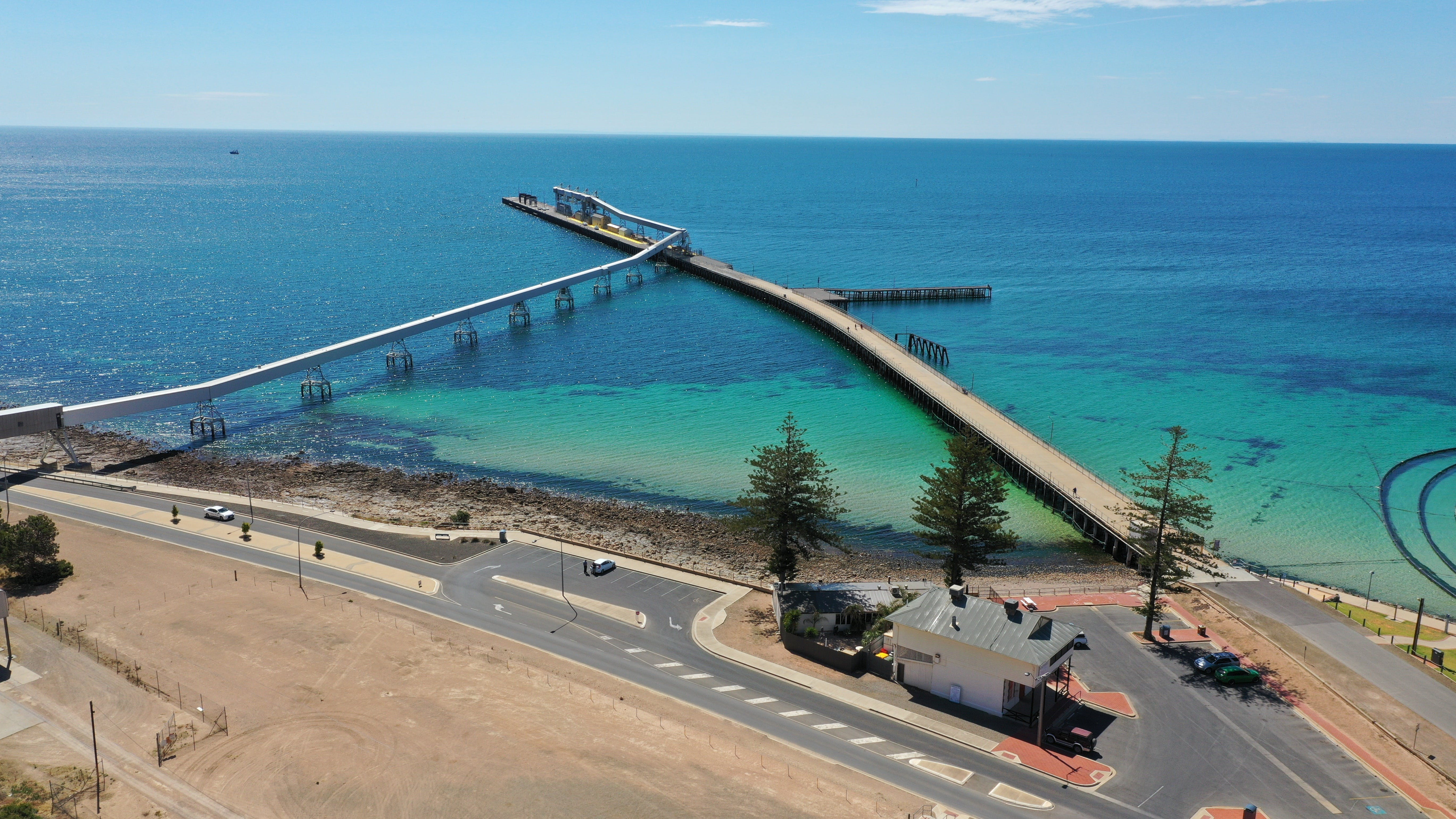 Wallaroo Jetty - Attractions Melbourne