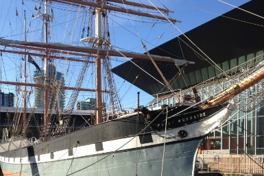 Polly Woodside - Melbourne's Tall Ship Story - Attractions Melbourne